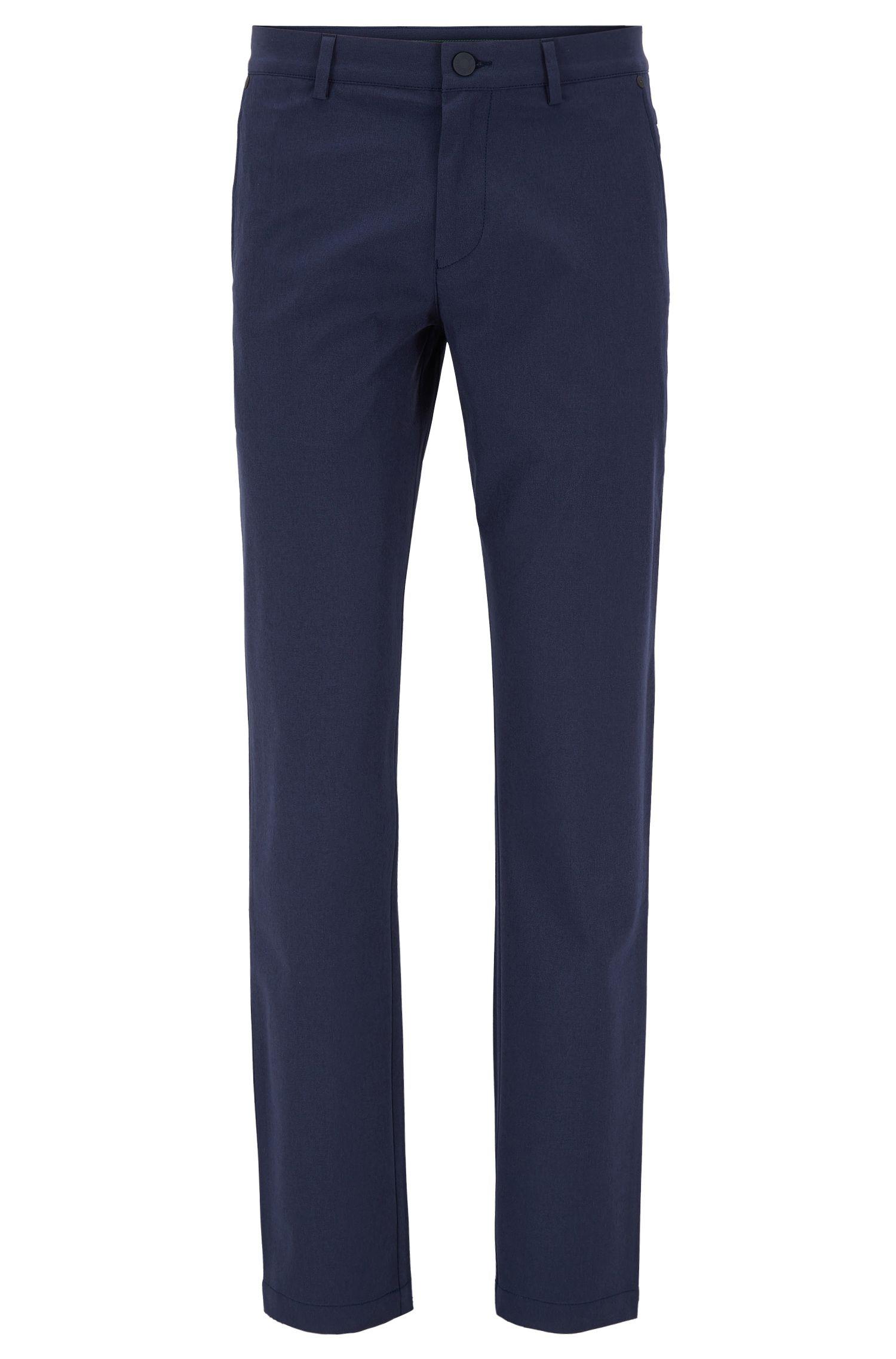 Stretch Pant, Extra Slim Fit | Halmstad, Dark Blue