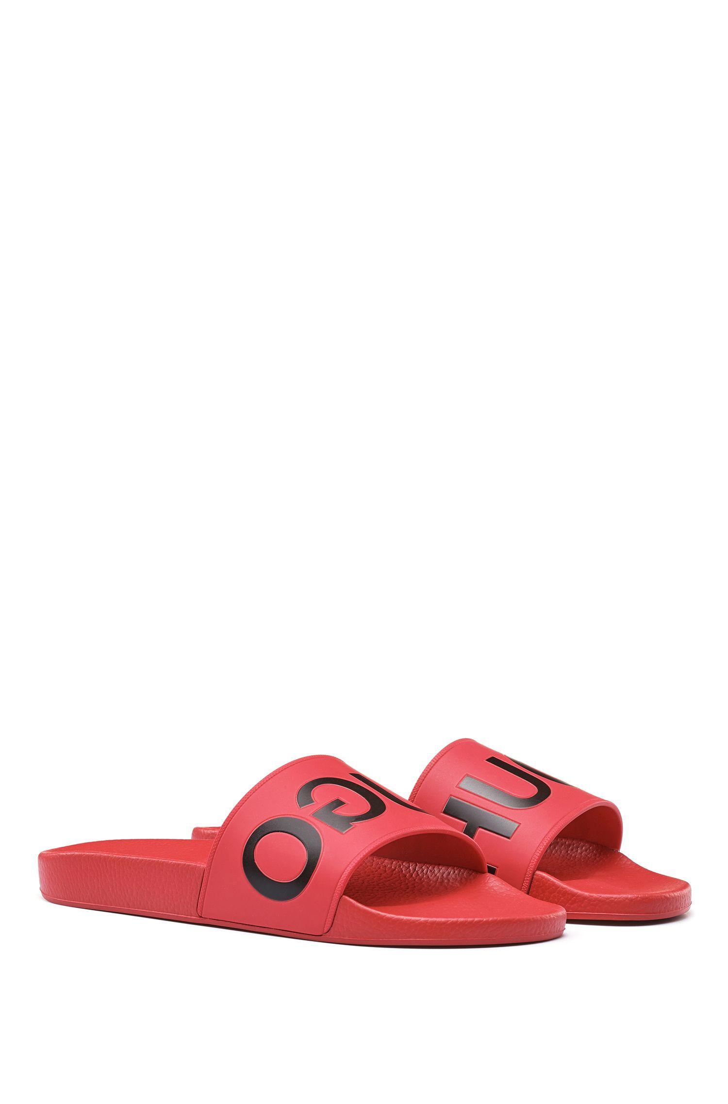 Rubber Slip-On Sandals | Timeout Slip RB