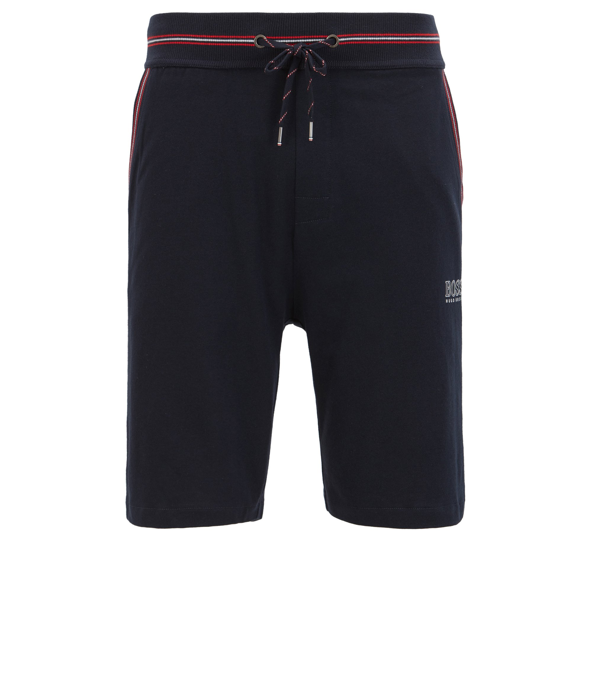 Cotton Short | Authentic Shorts, Dark Blue
