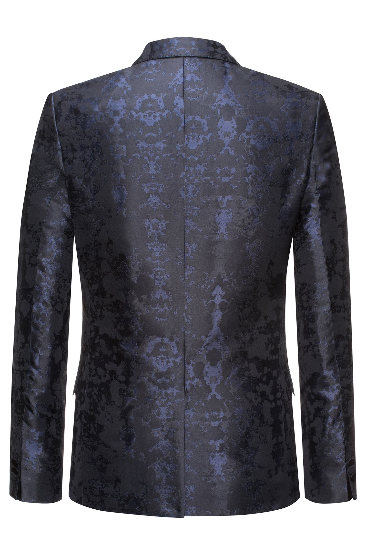 Rorschach Silk Sport Coat, Extra Slim Fit | Artins