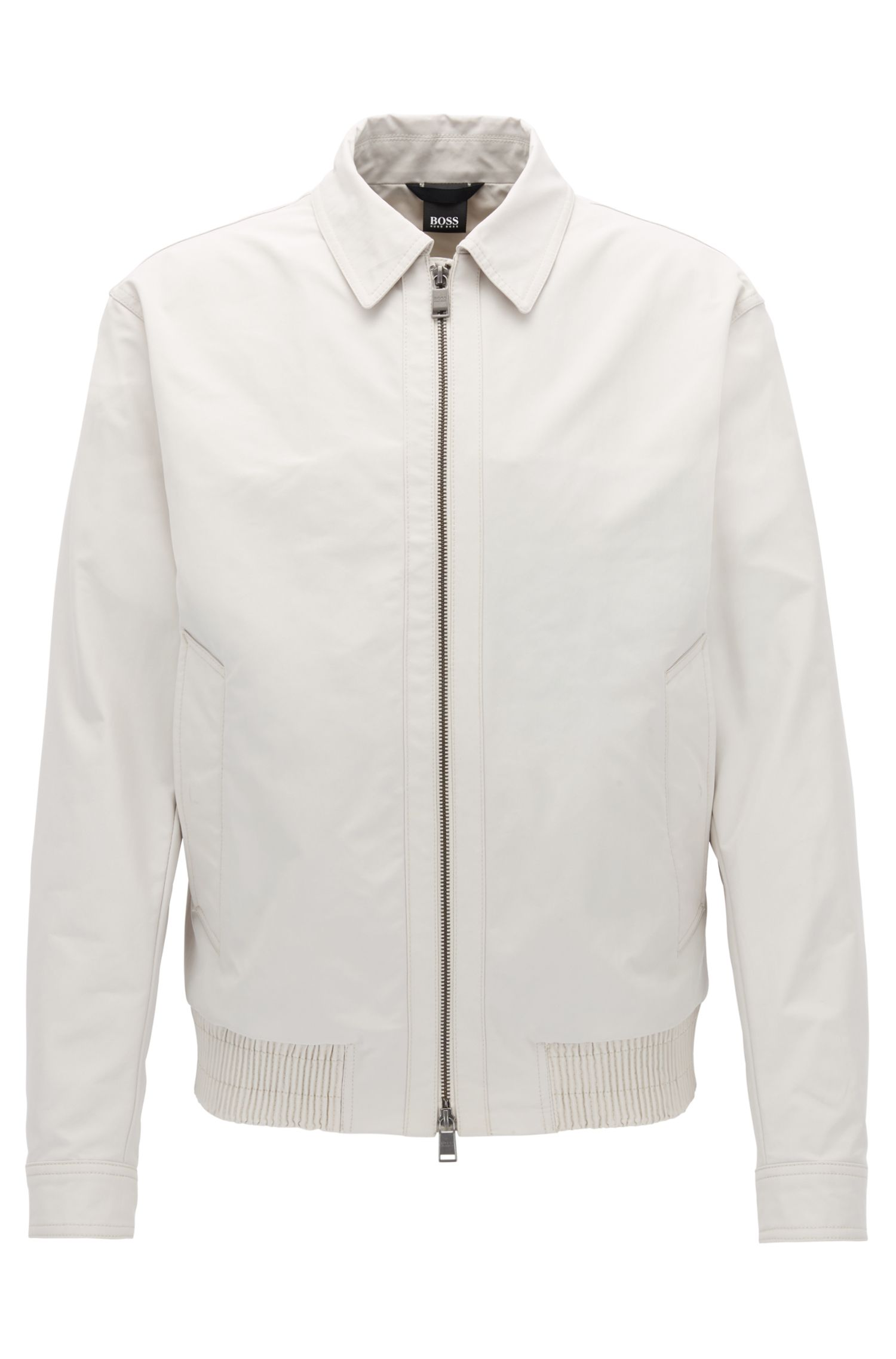 Water-Repellent Jacket | Cader WS , Natural