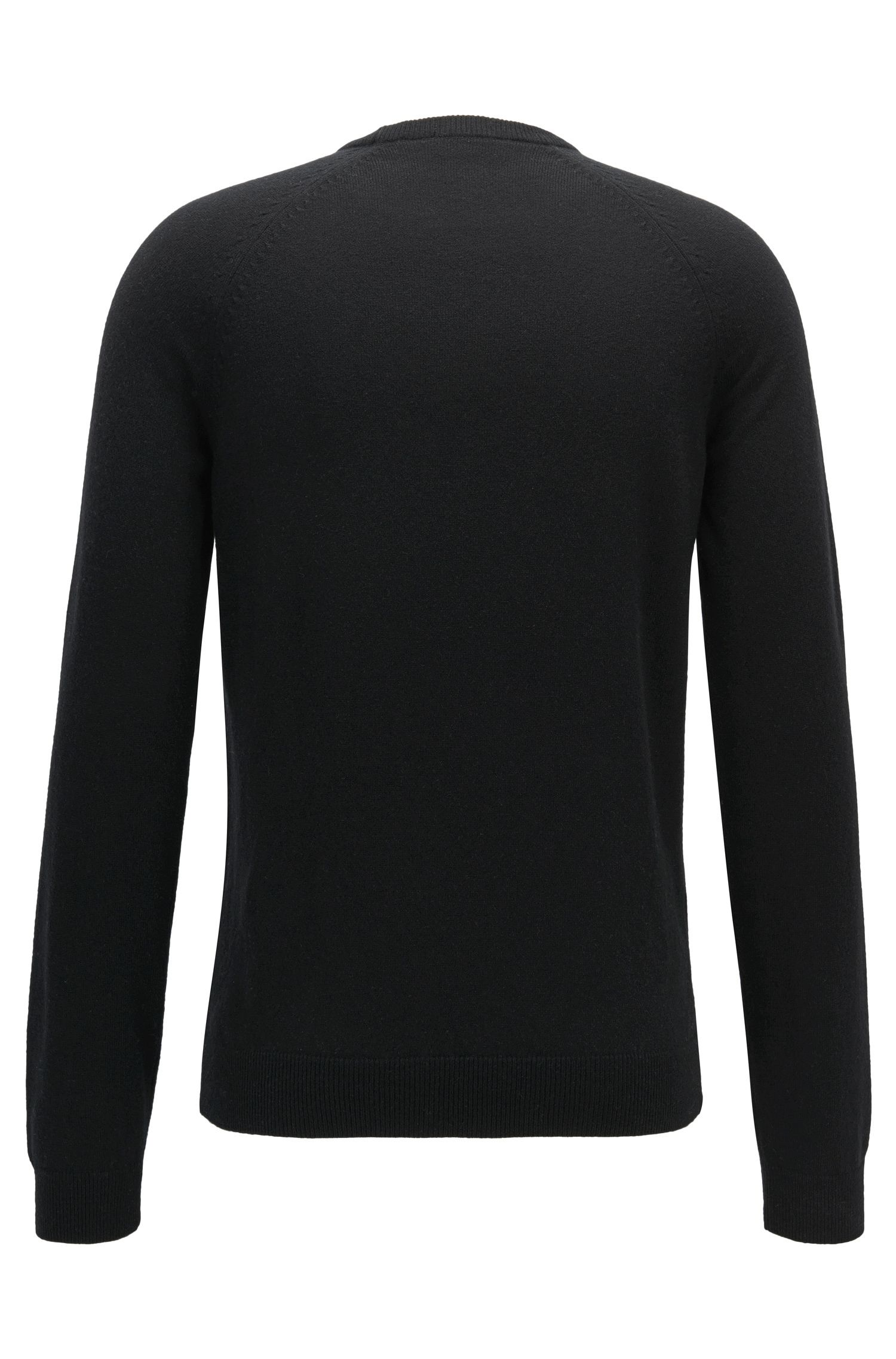 Wool Silk Cashmere Sweater | Play PF