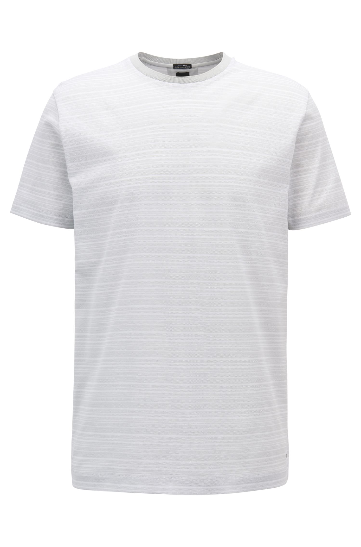 Cotton Linen T-Shirt | T-Tesar