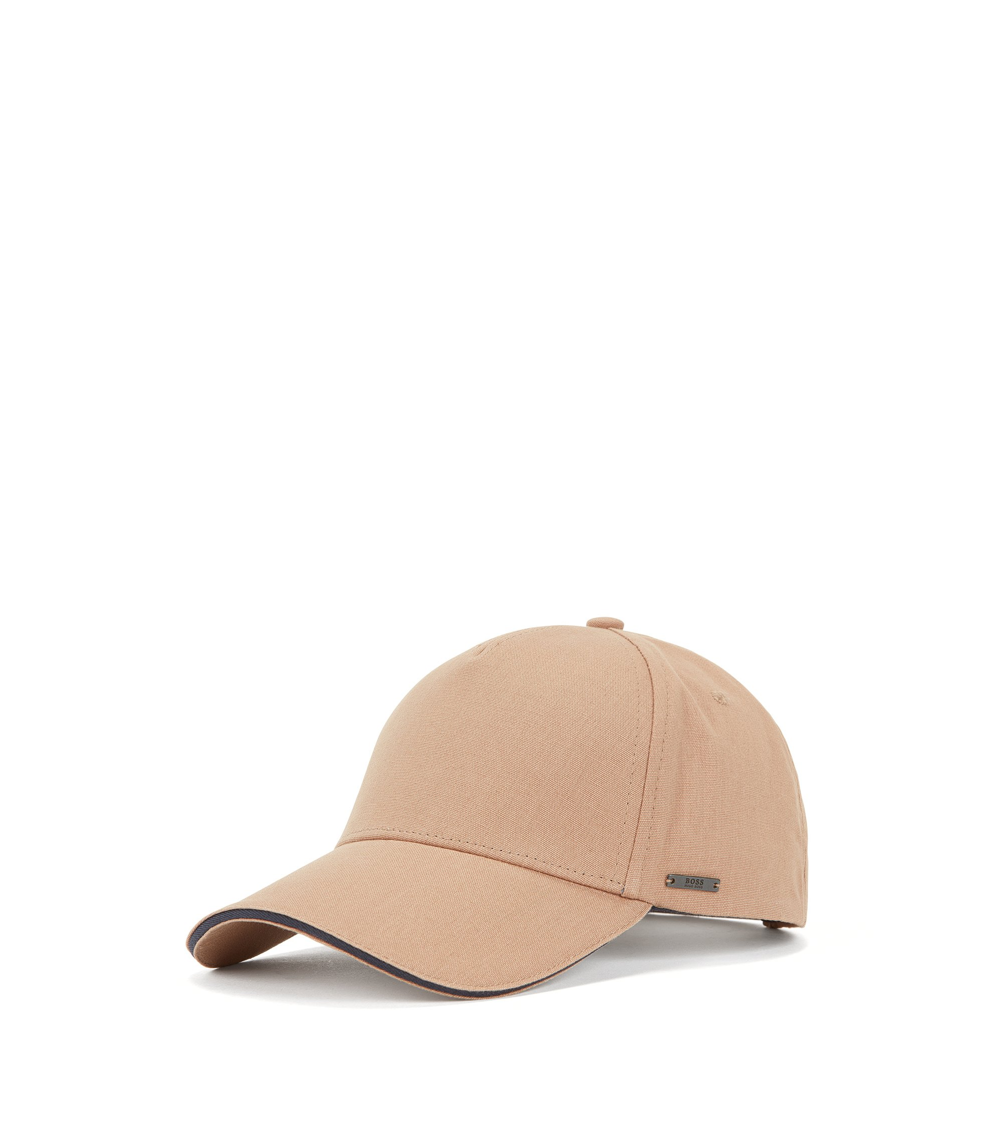 Cotton Baseball Cap | Serios, Beige
