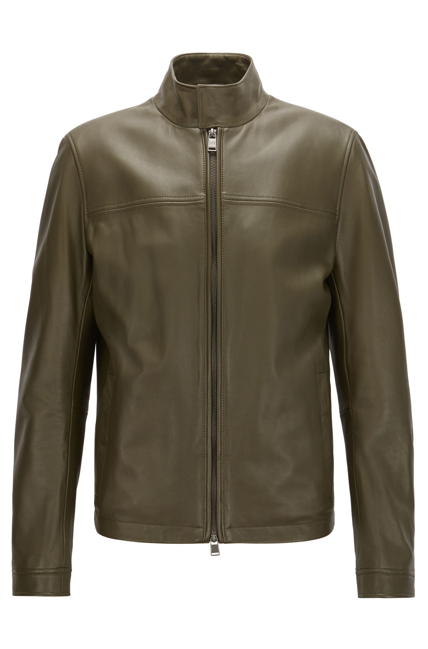 Nappa Leather Jacket | Nerous