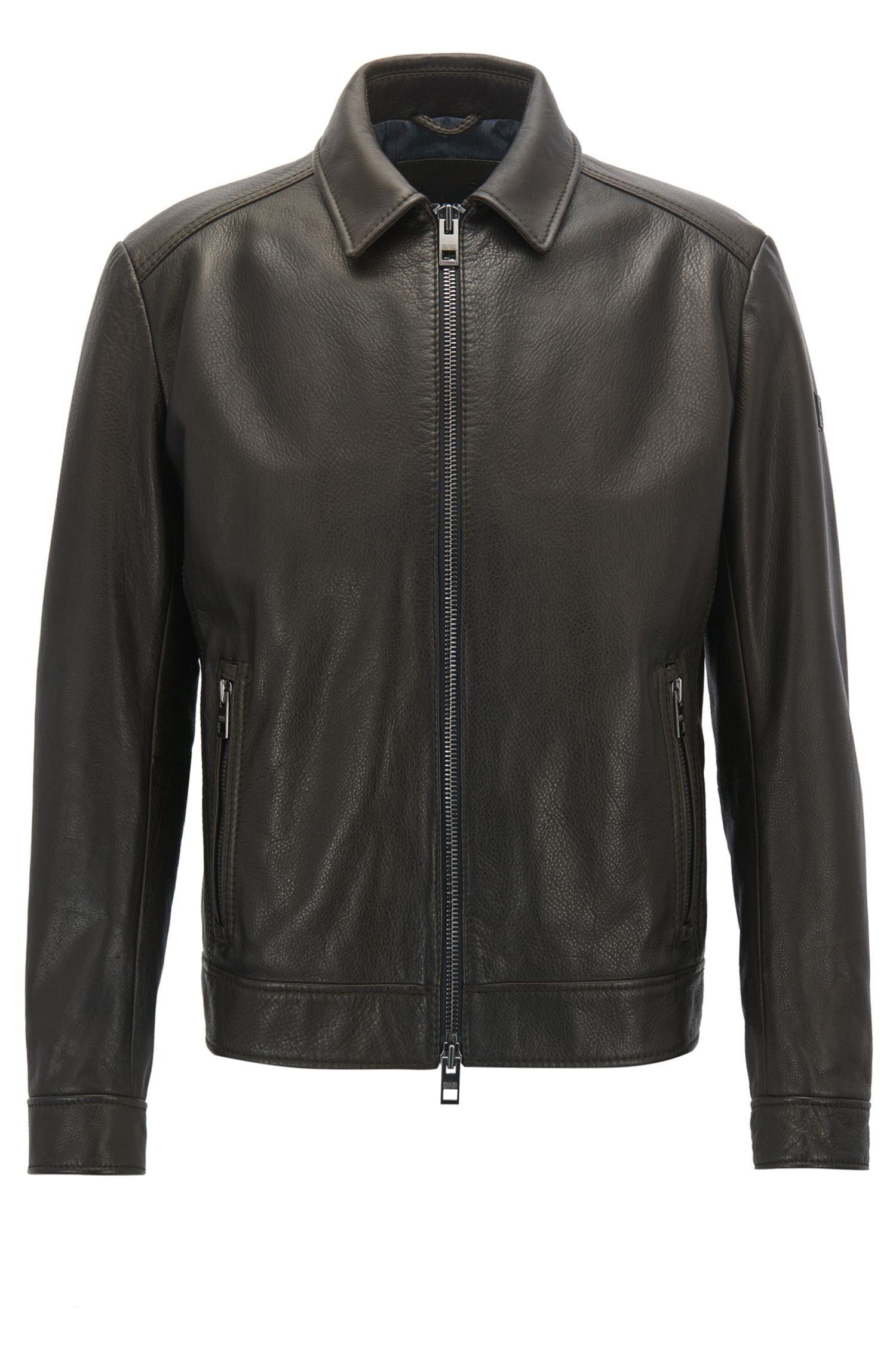 Leather Jacket | Juba