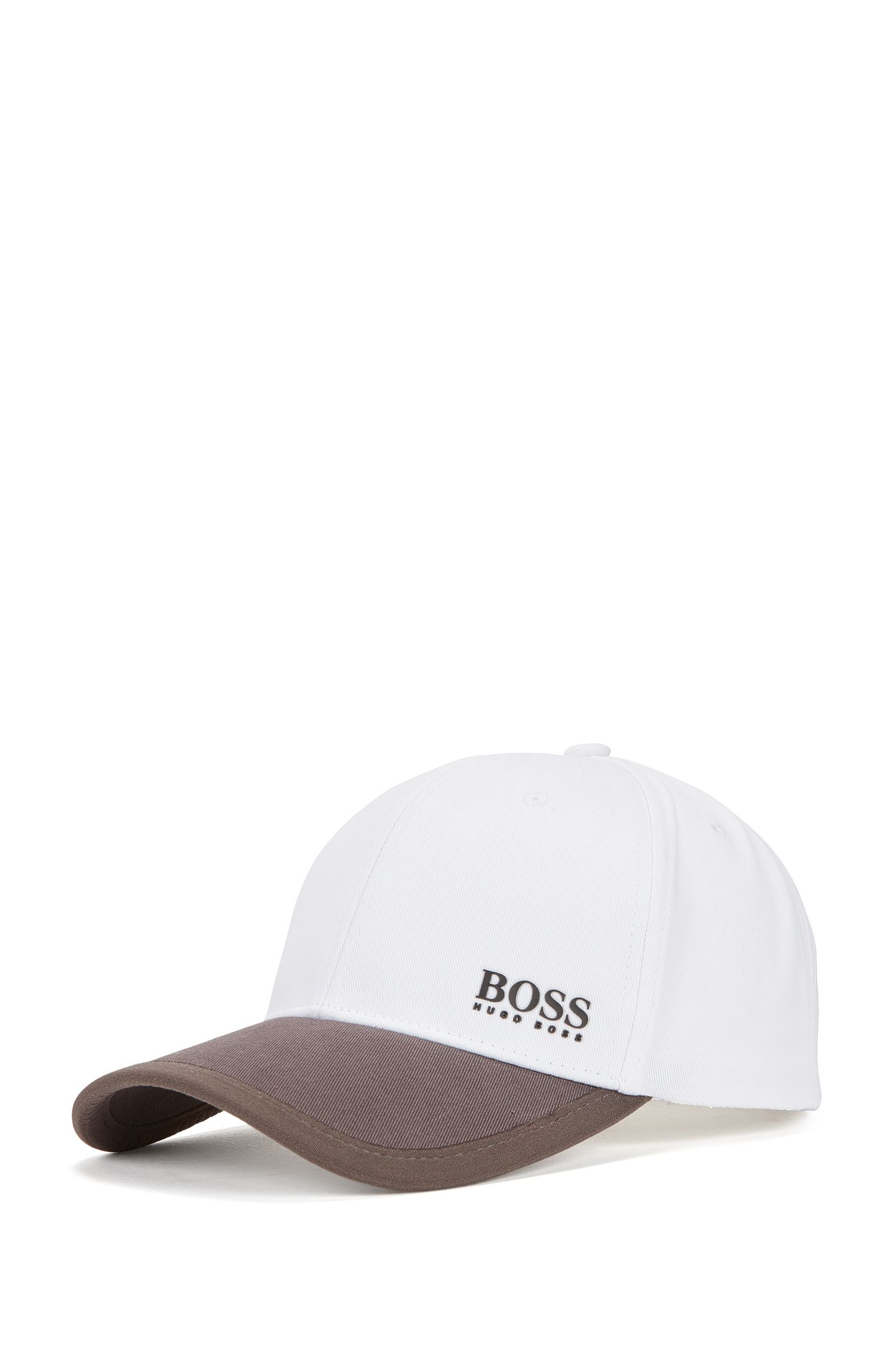Cotton Twill Baseball Cap | Cap