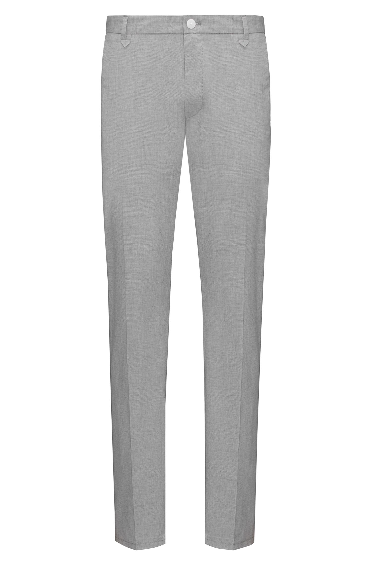 Stretch Cotton Pant, Extra Slim Fit | Heldor