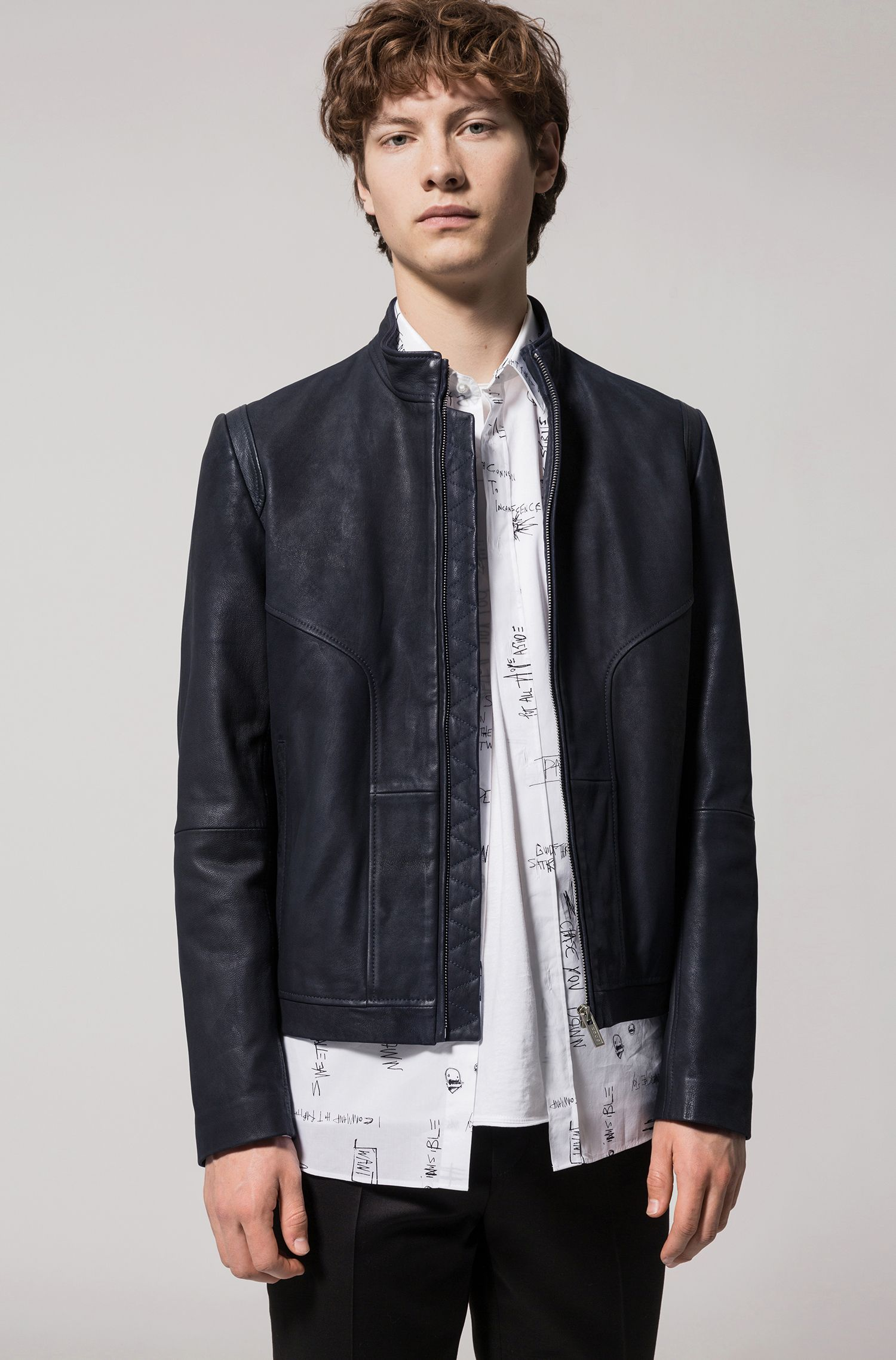 Nappa Leather Jacket | Lectric