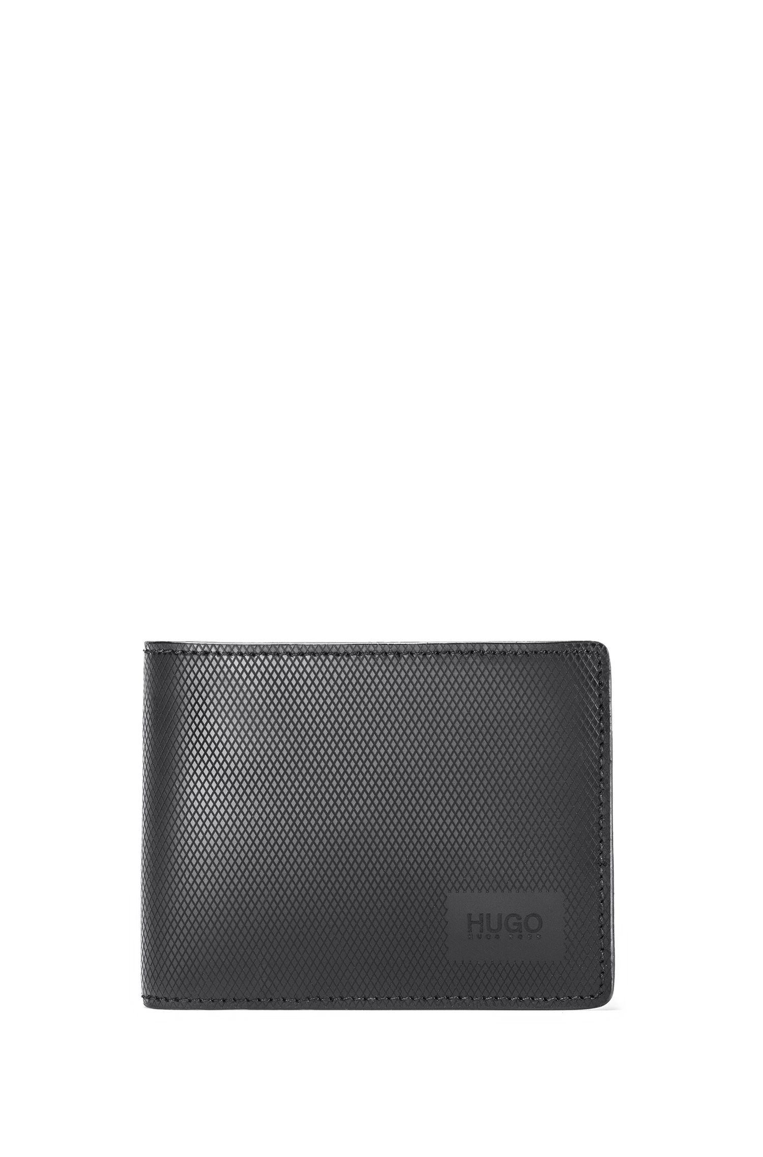 Leather Billfold Wallet | Mercury 6 CC
