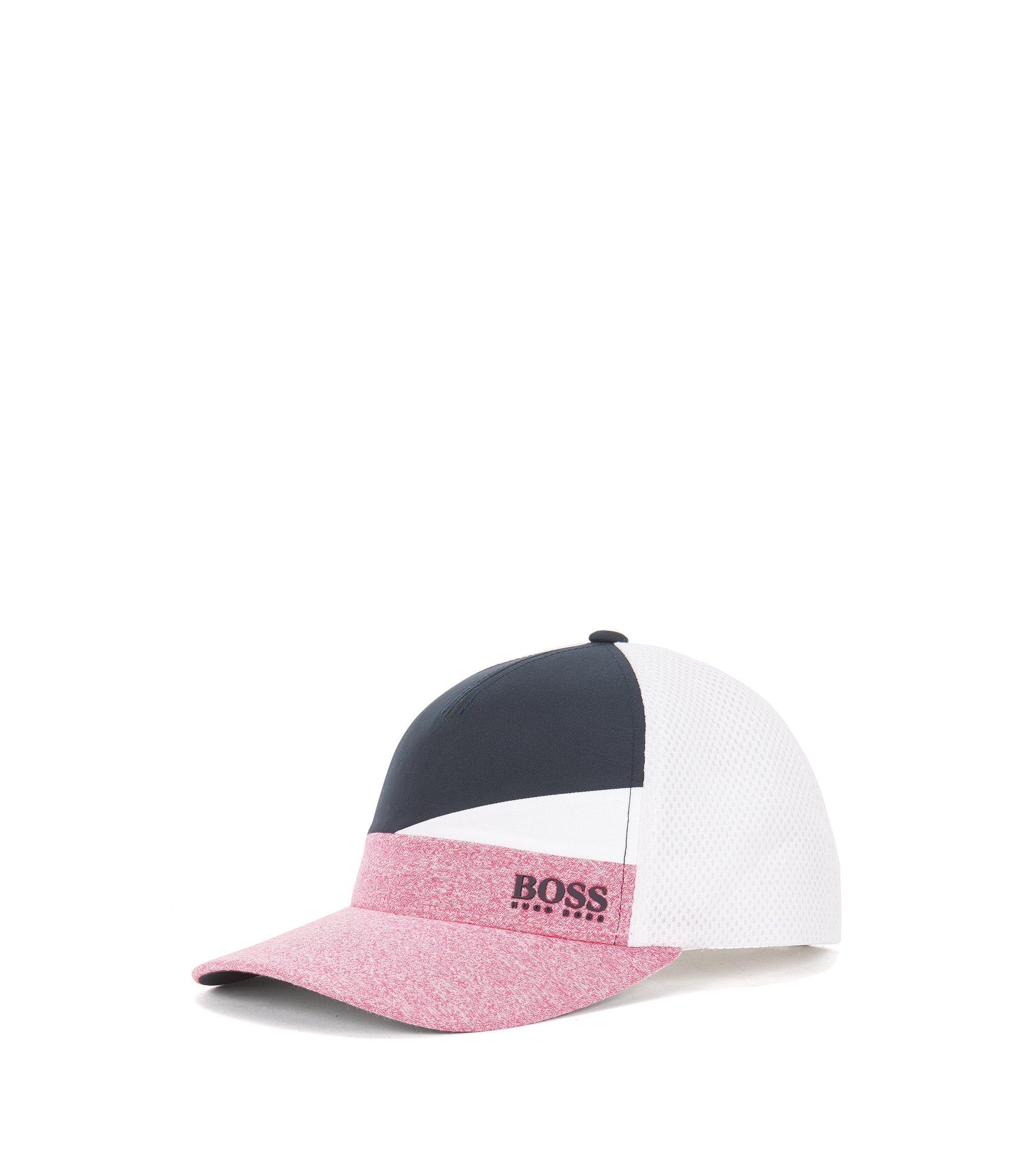 Woven Baseball Cap | Printcap, Pink