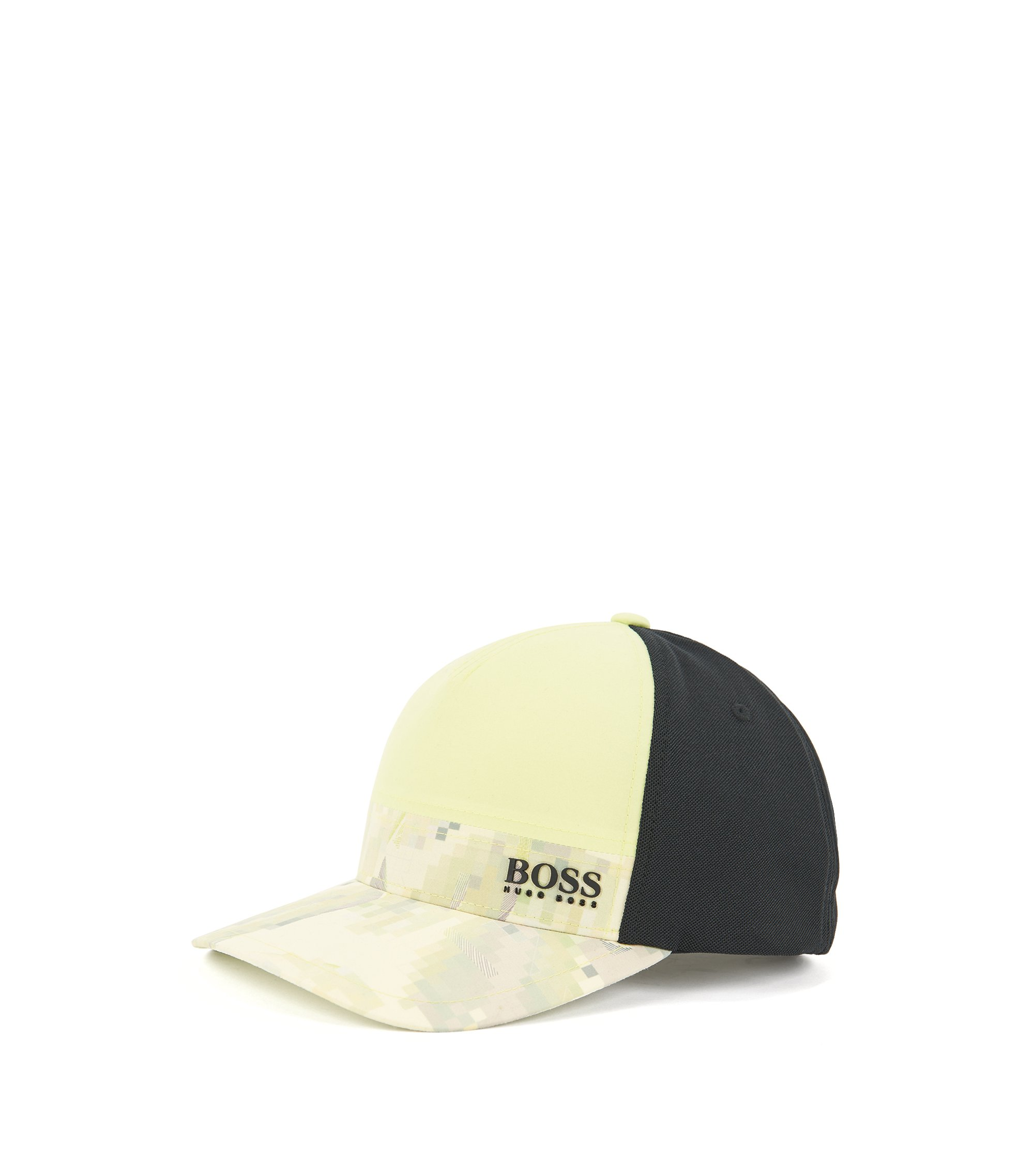 Digi-Camo Colorblock Baseball Cap | Printcap, Light Green