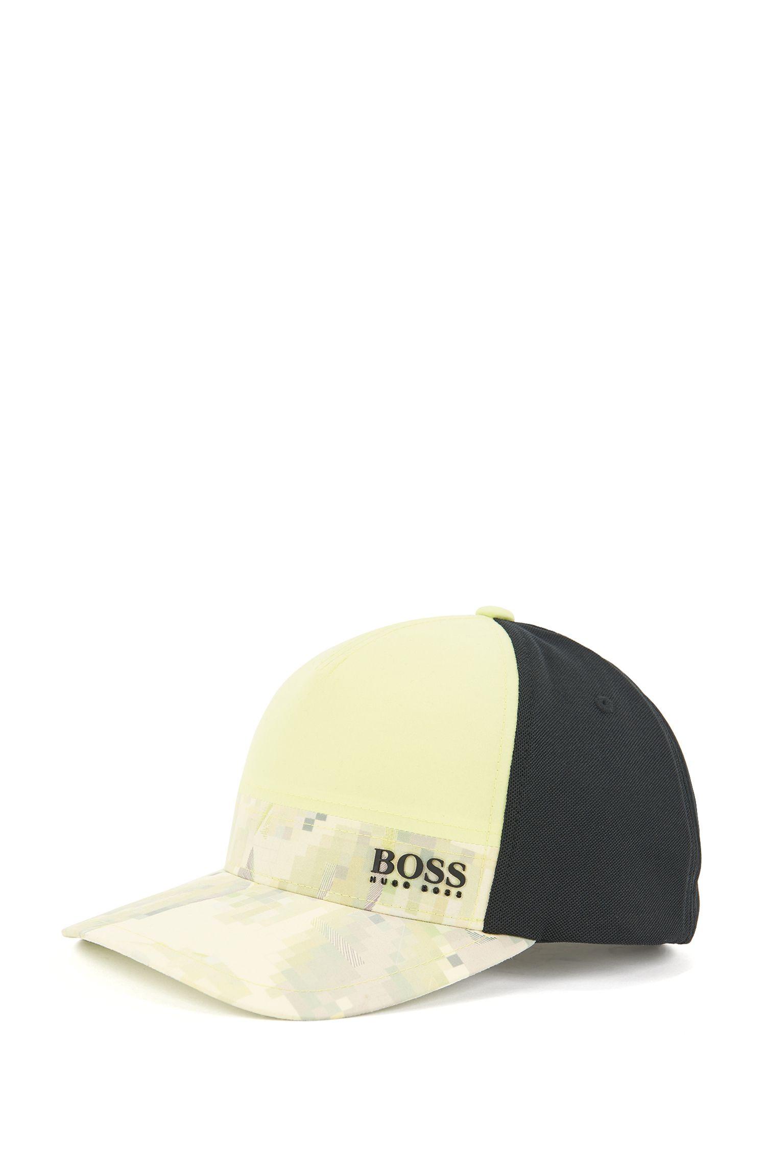Digi-Camo Colorblock Baseball Cap | Printcap, Light Green