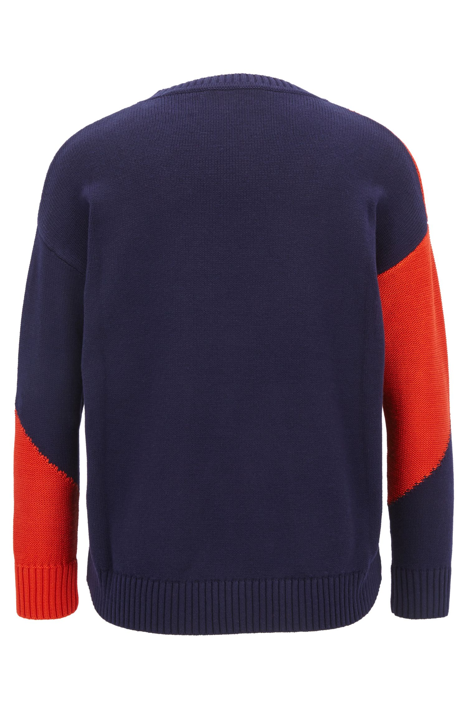 Bird Intarsia Sweater | Fabby