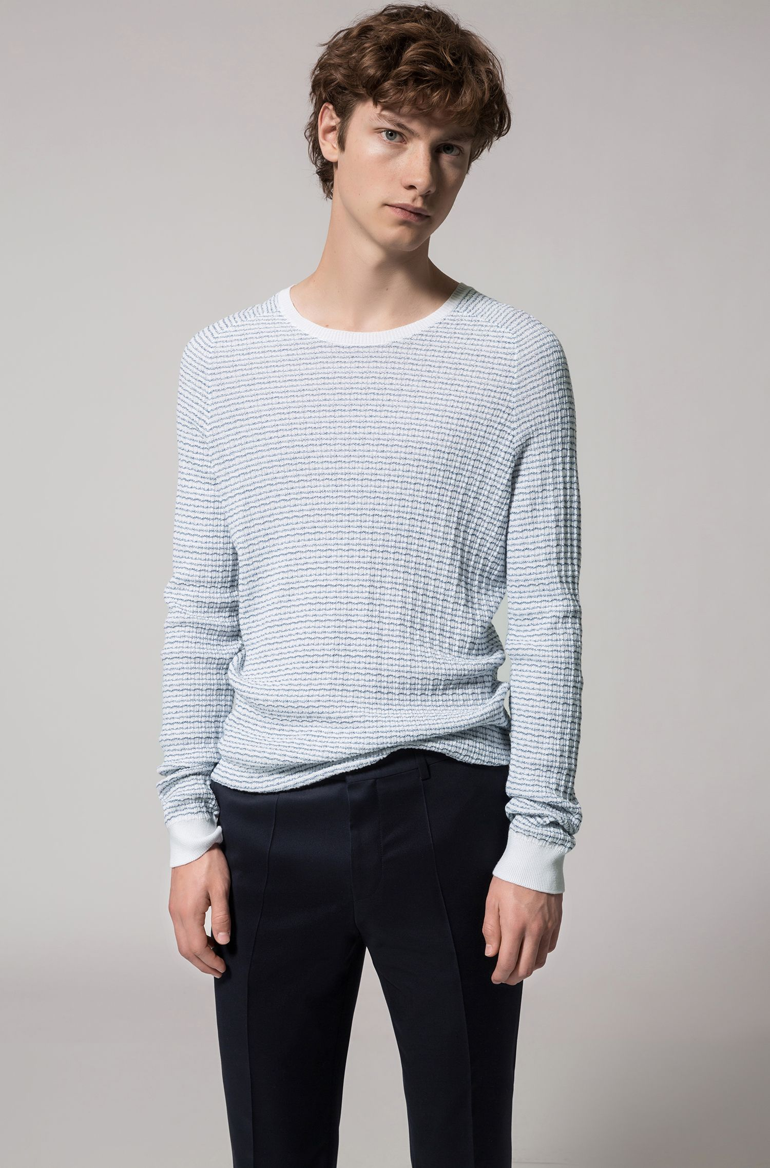 Striped Sweater | Stanon