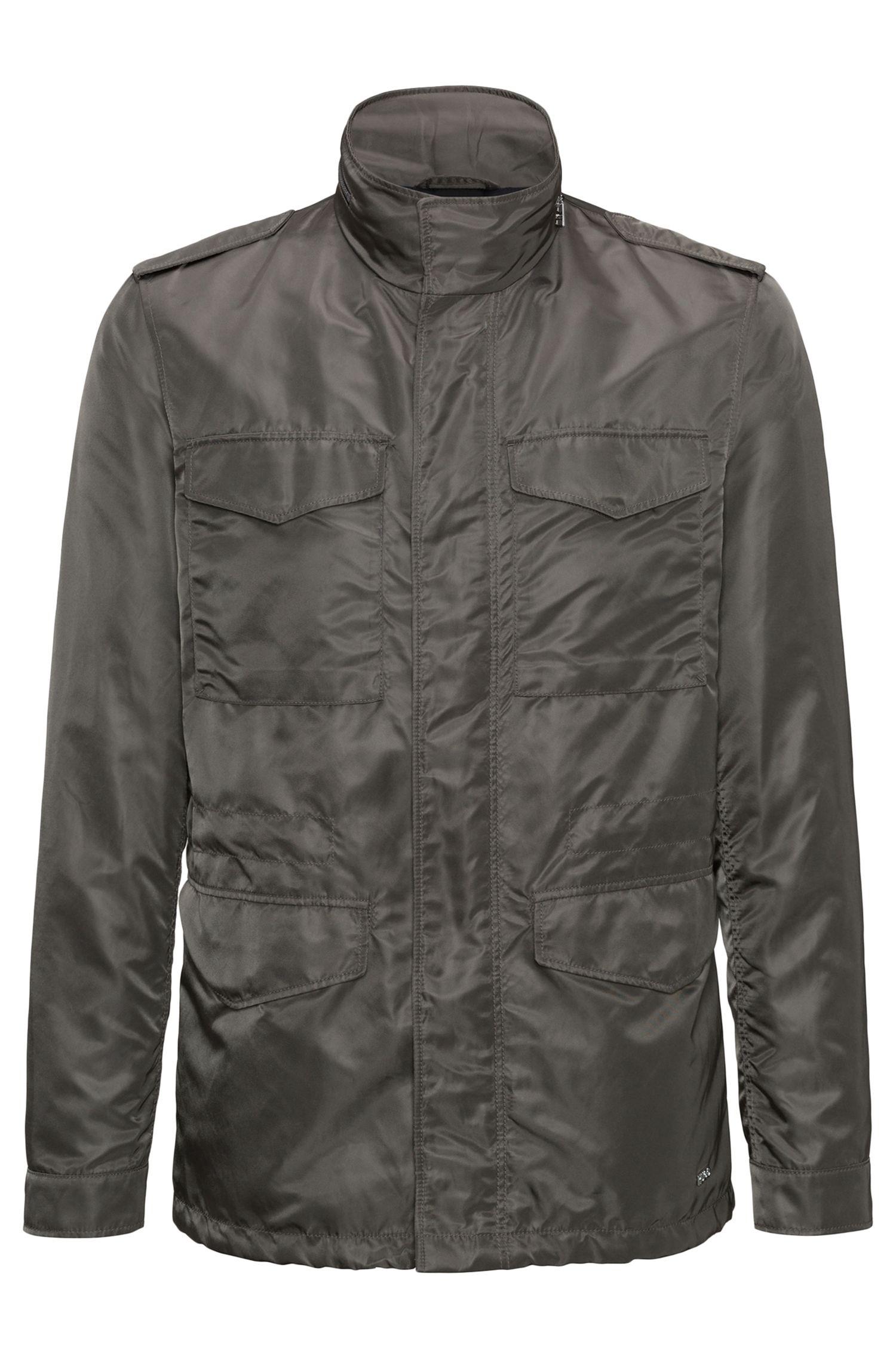 Nylon Field Jacket | Bingou