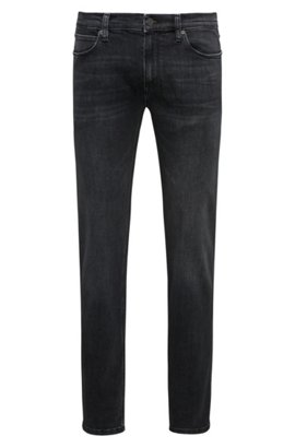 Jeans On Sale, Black, Cotton, 2017, 28 Met