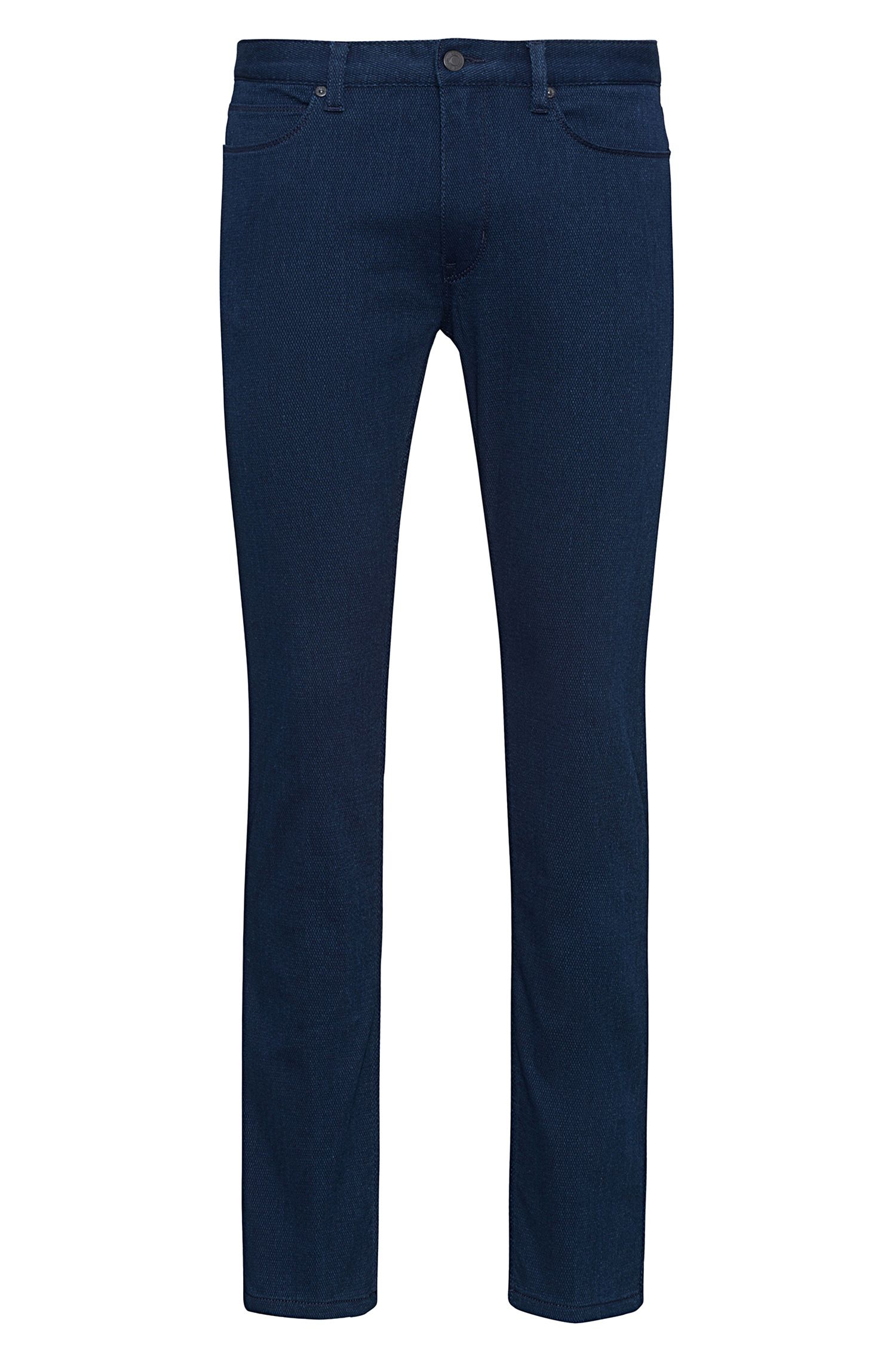 Stretch Cotton Jeans, Skinny Fit | Hugo 734