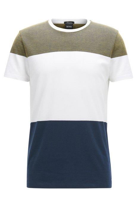 77887f2b2 Colorblocked Cotton T-Shirt | Tiburt. Tiburt 58 - 50383003