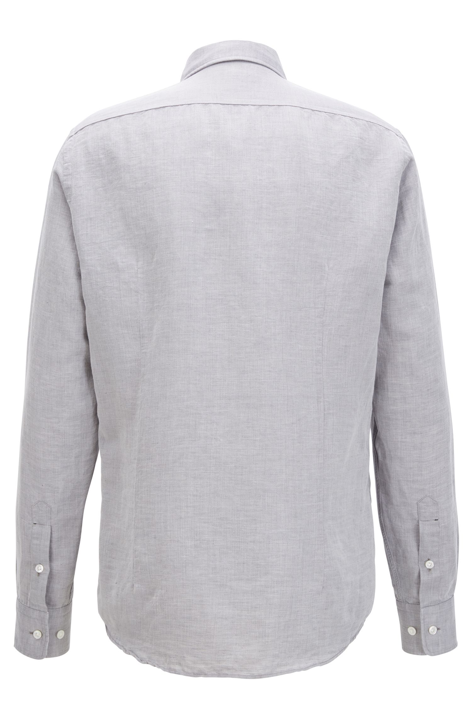 Cotton Linen Sport Shirt | T-Landon F