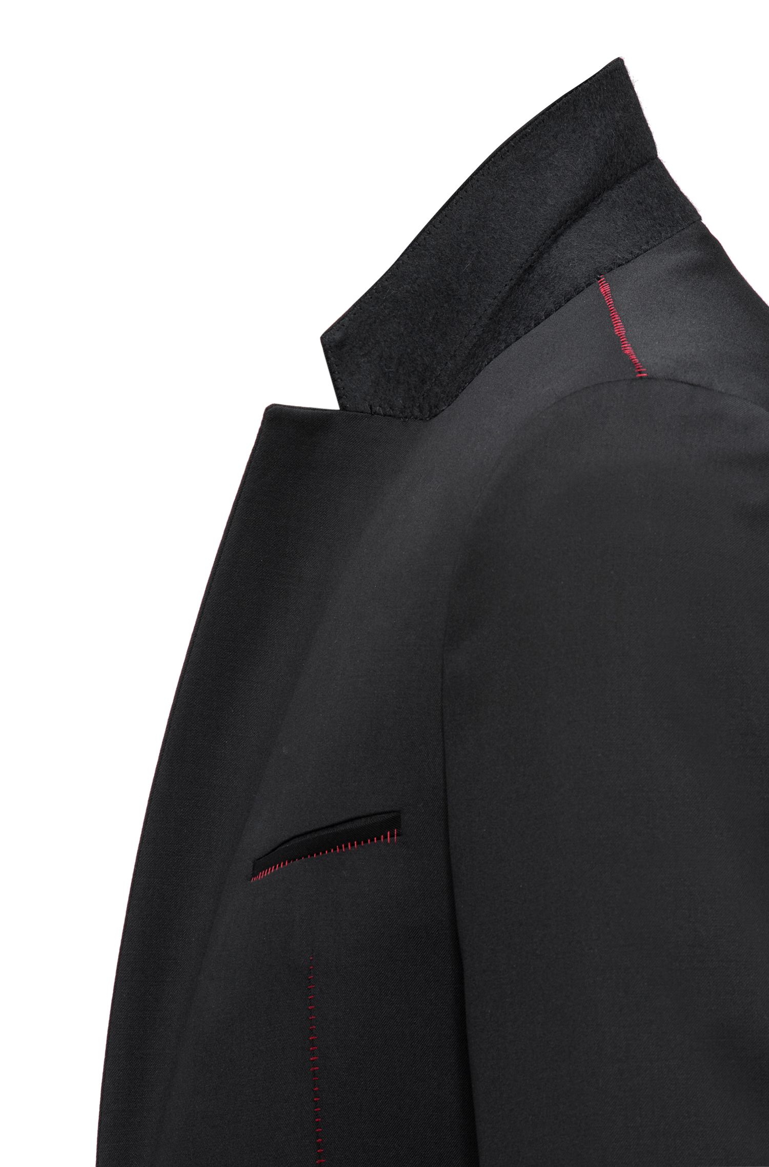 Virgin Wool Sport Coat, Extra Slim Fit | Arti