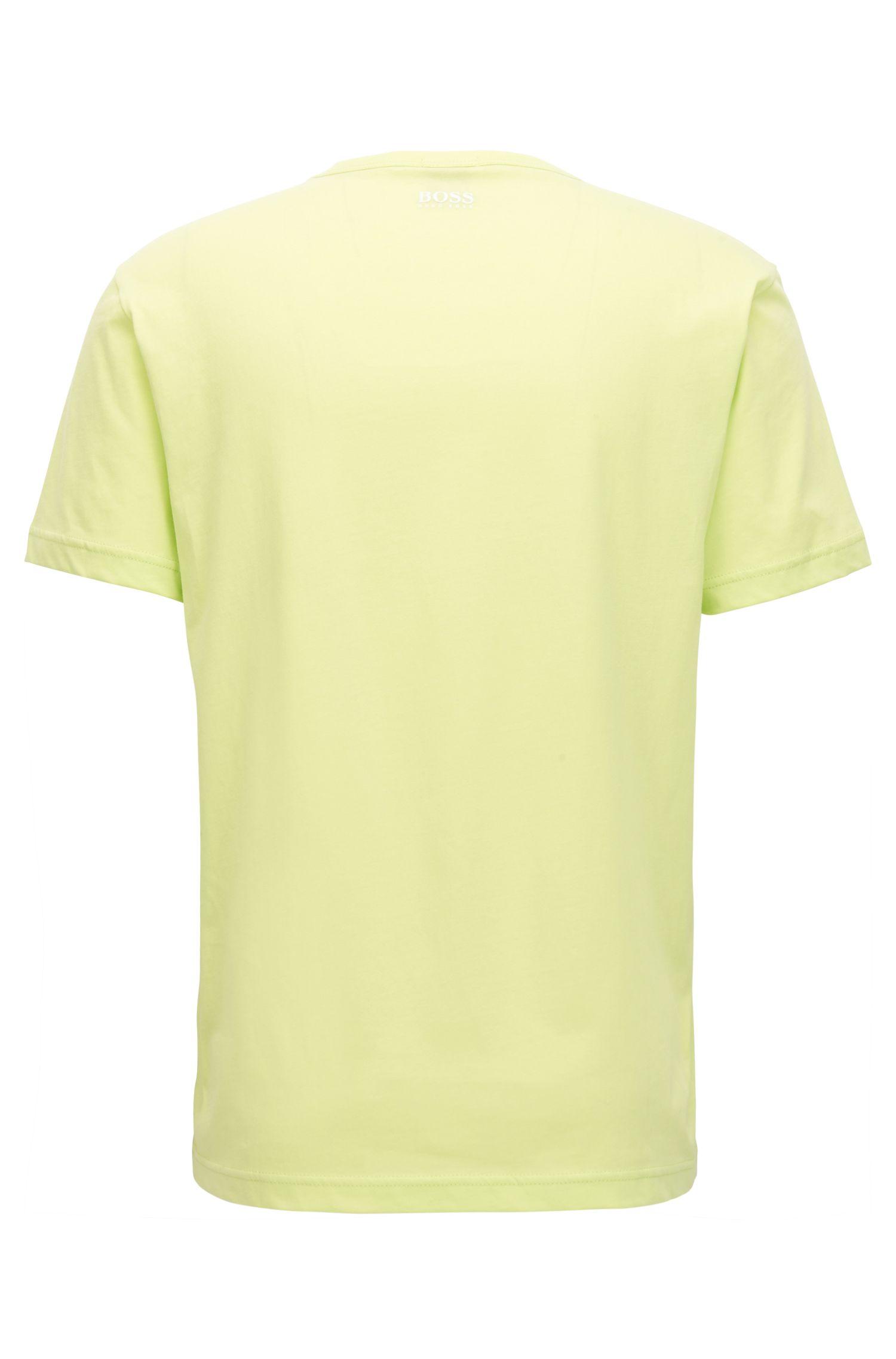 Logo Cotton Graphic T-Shirt   Tee