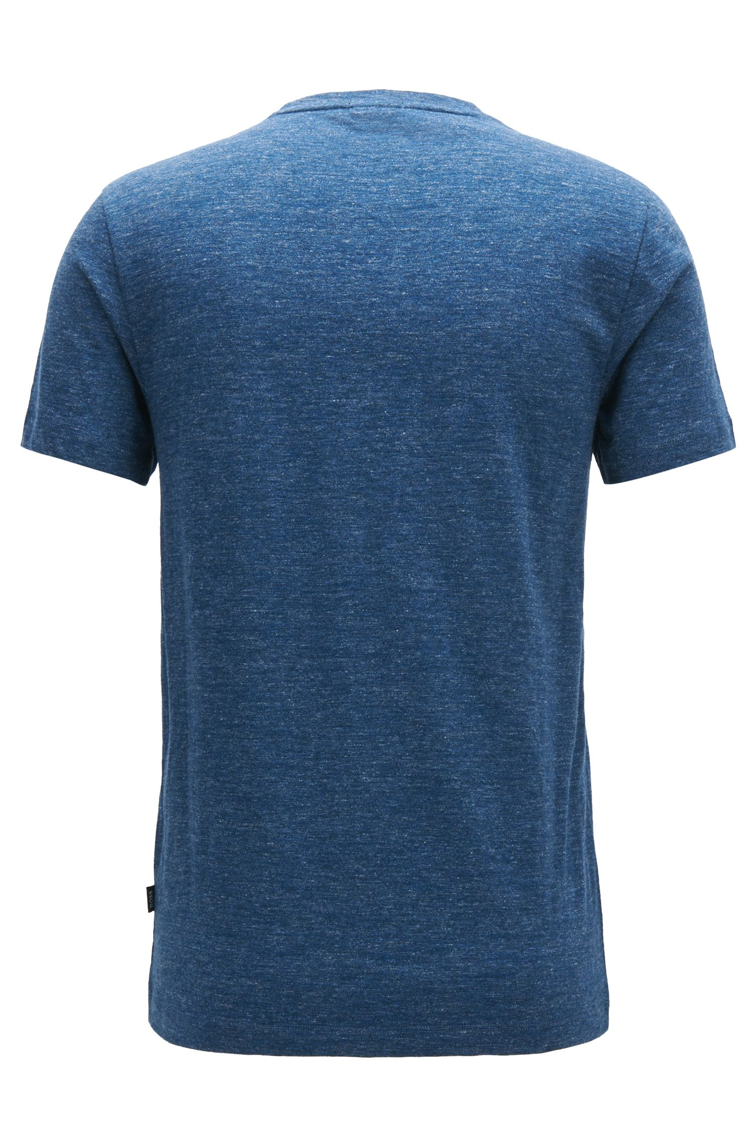 Colorblock Cotton Jersey T-Shirt | Tessler