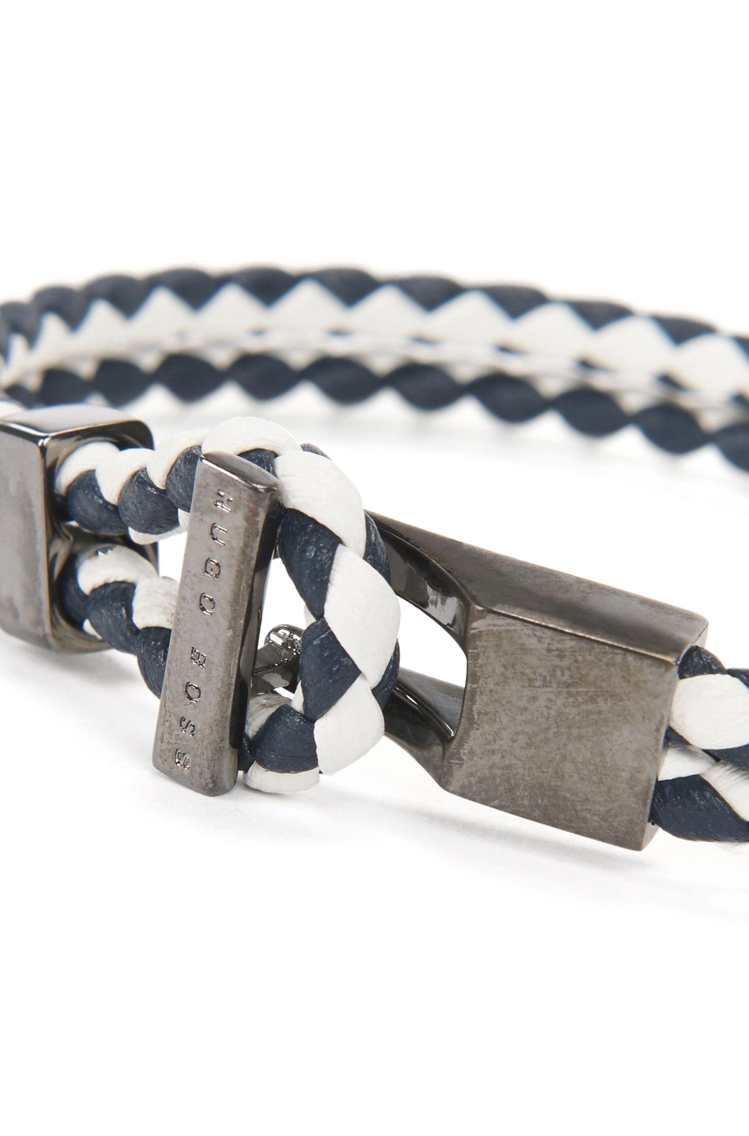 Braided Leather Bracelet | Byron