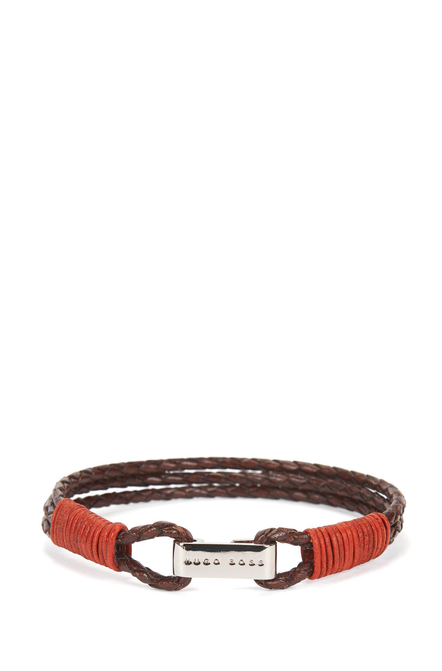 Leather Bracelet | Barti