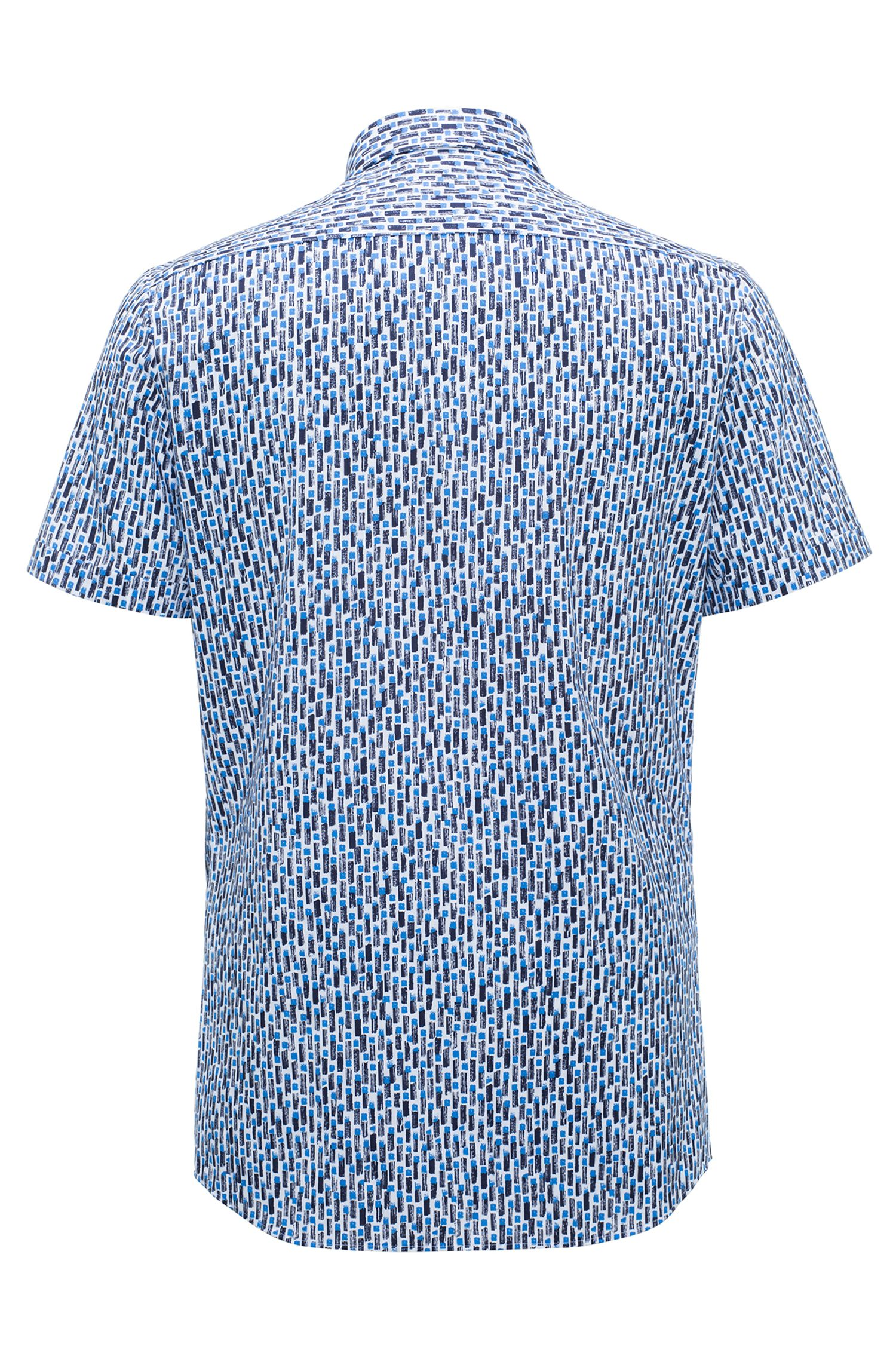 Patterned Sport Shirt, Extra Slim Fit | Empson