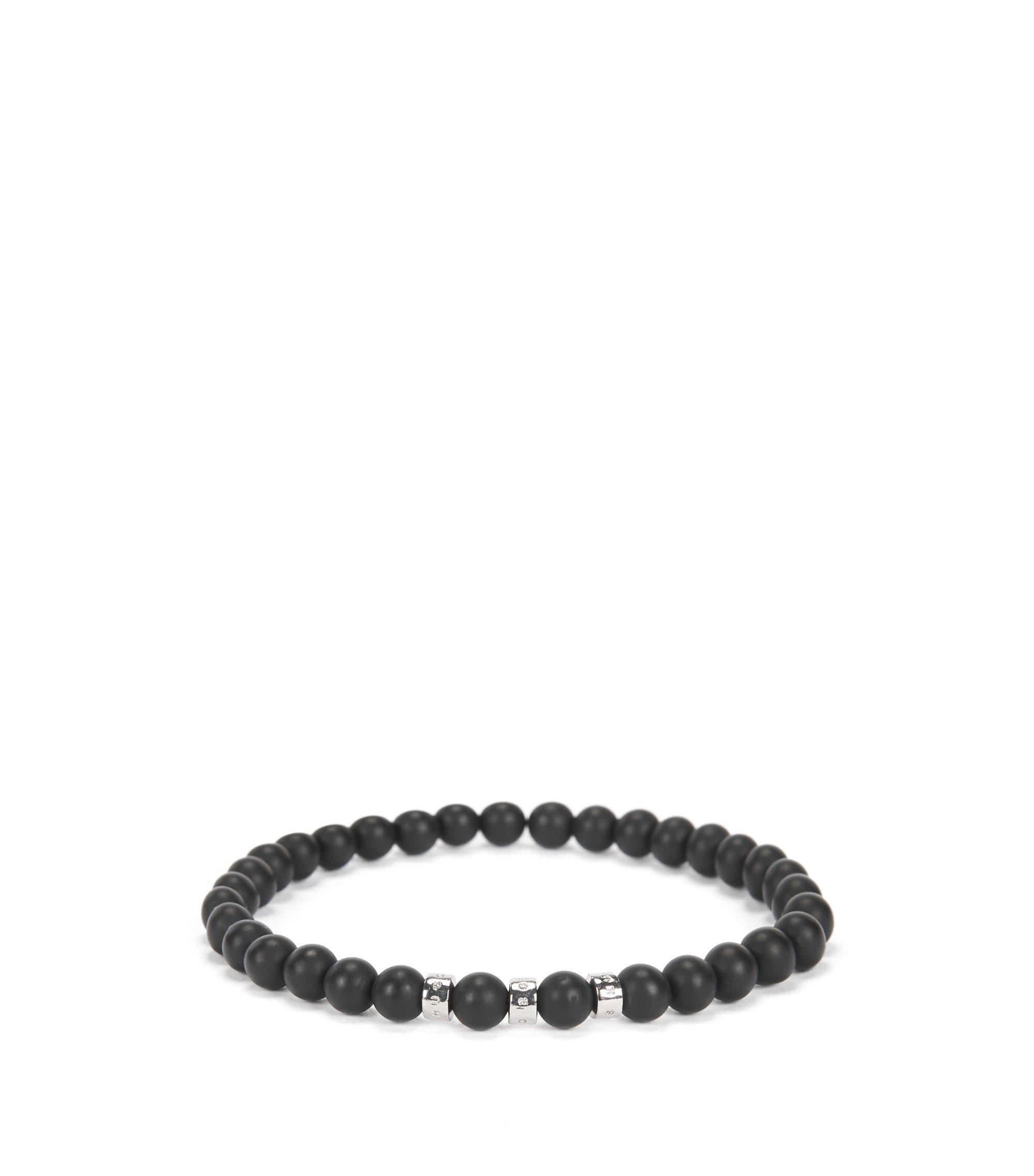 Agate Bracelet | Bernie, Black