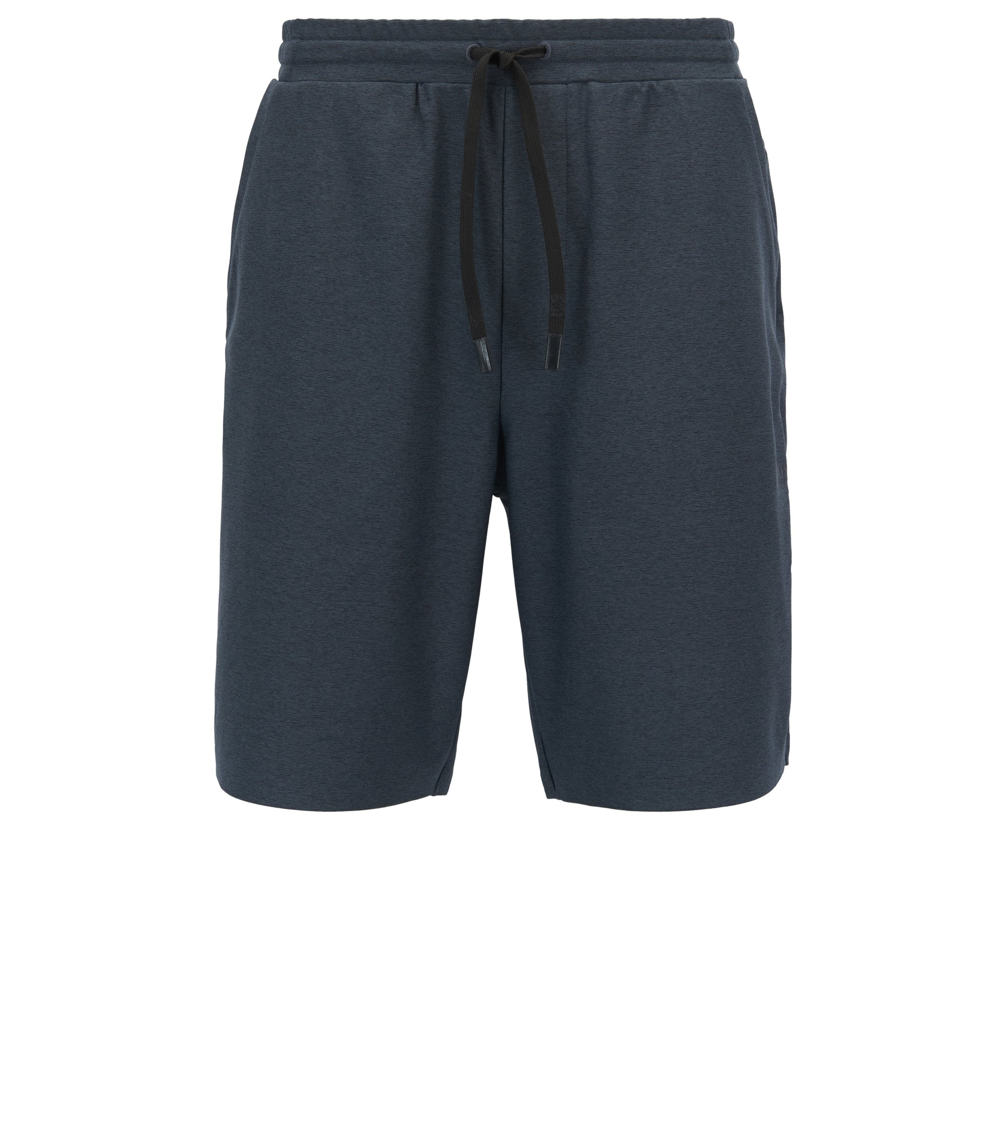 Stretch Jersey Short | Headlo, Black