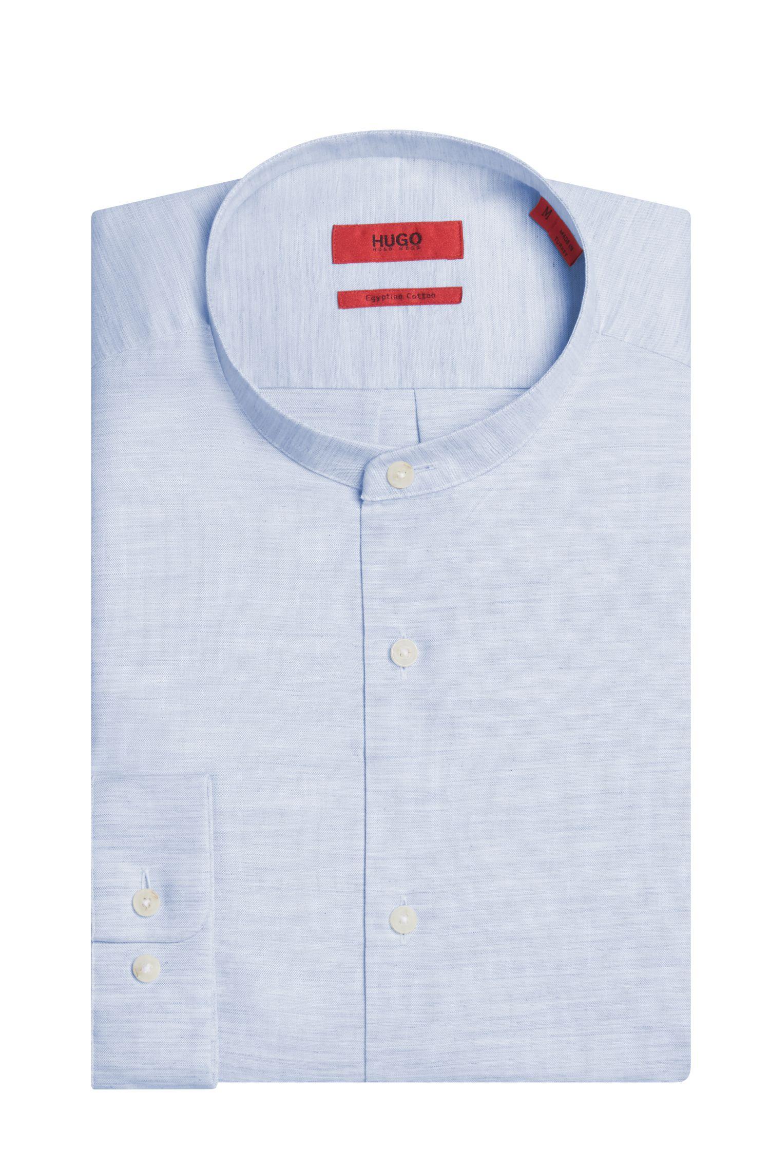 Cotton Sport Shirt, Regular Fit | Eddison W