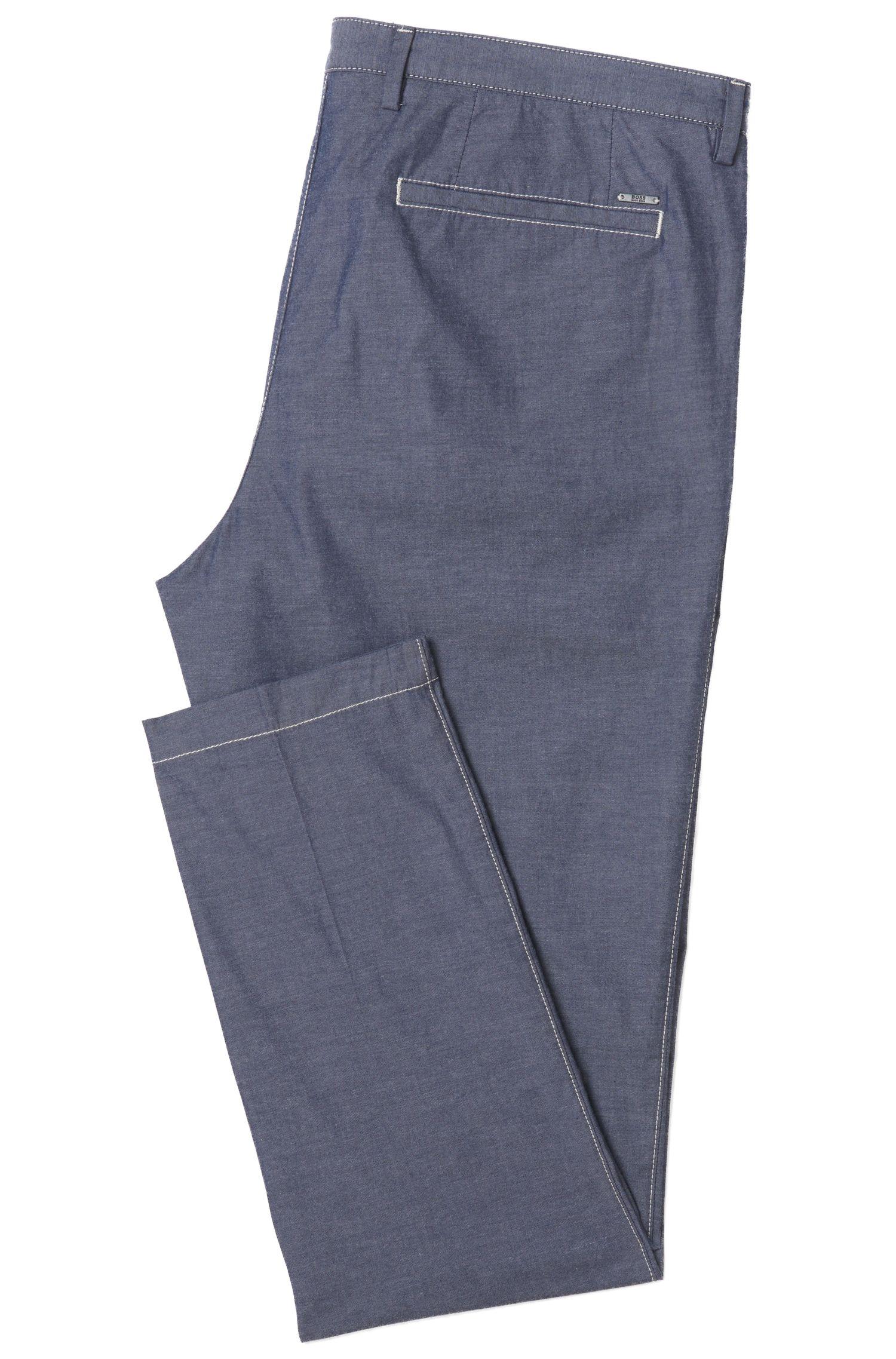 Stretch Cotton Chino Pant | Kaito3-Stitch-W