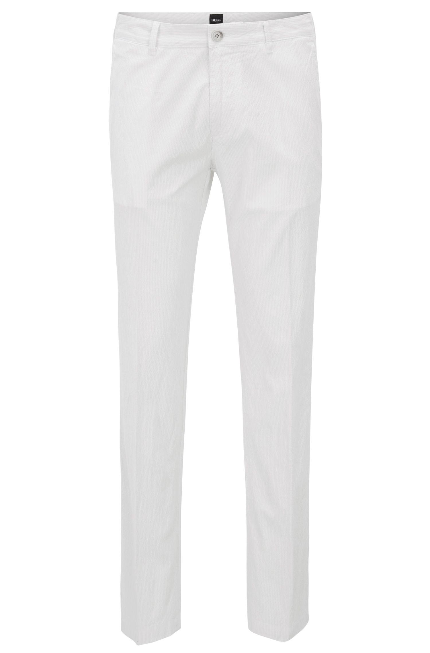 Stretch Cotton, Regular Fit | Crigan W