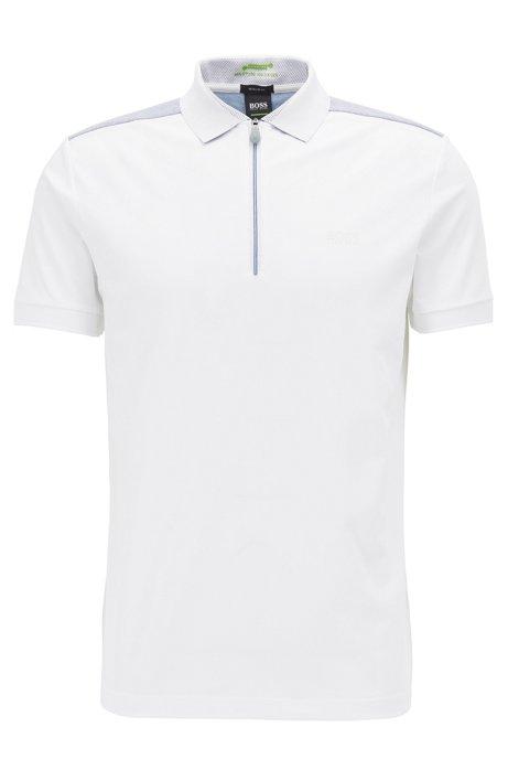 8b5da11fd BOSS - Moisture Manager Stretch Polo Shirt, Regular Fit | Philix