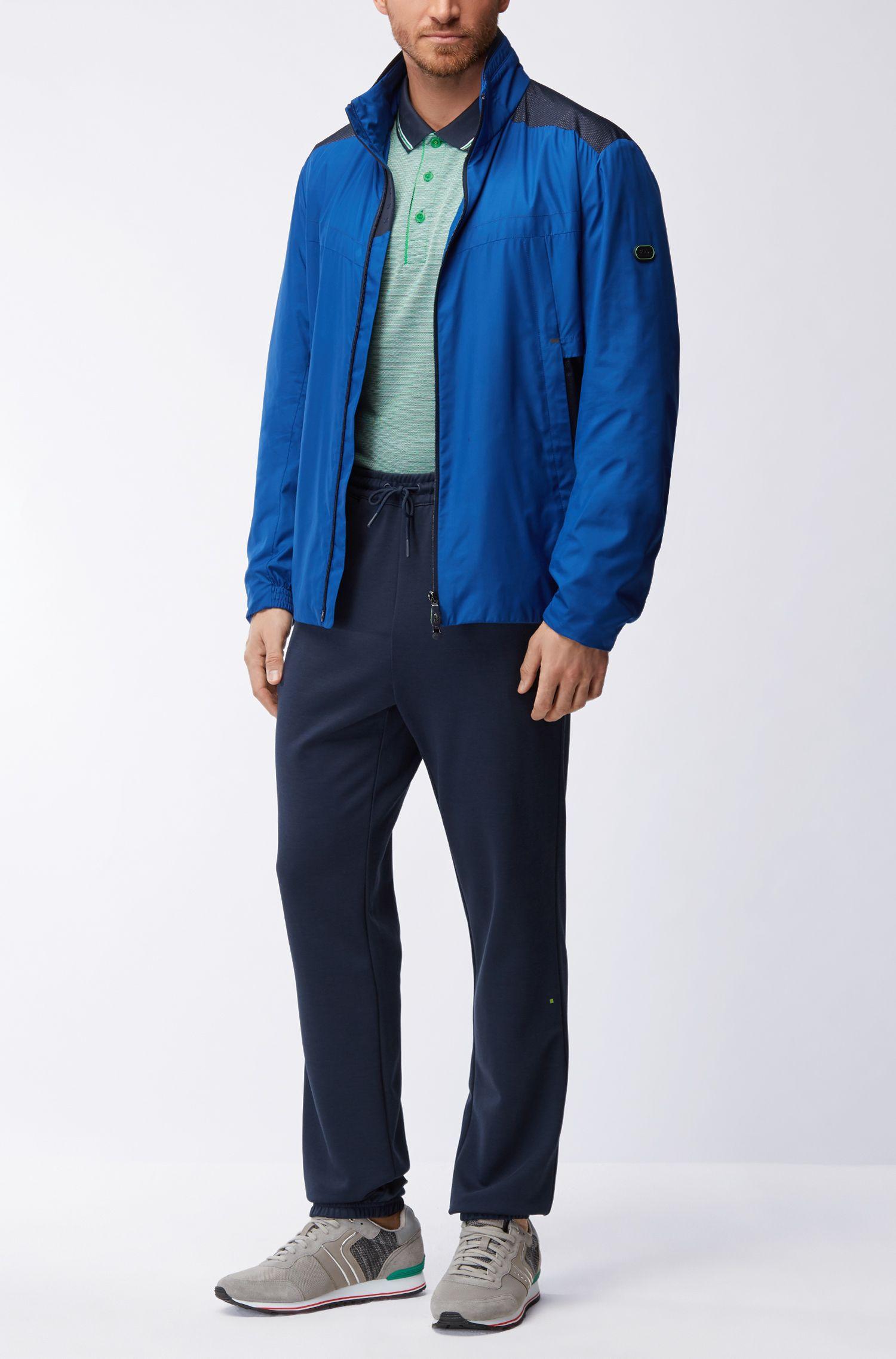 Piqué Cotton Polo Shirt, Regular Fit | Paddy, Green
