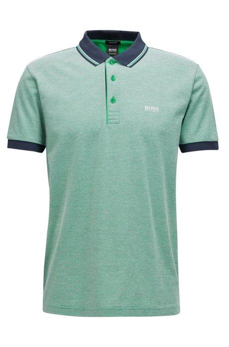 574b3932 BOSS - Piqué Cotton Polo Shirt, Regular Fit | Paddy