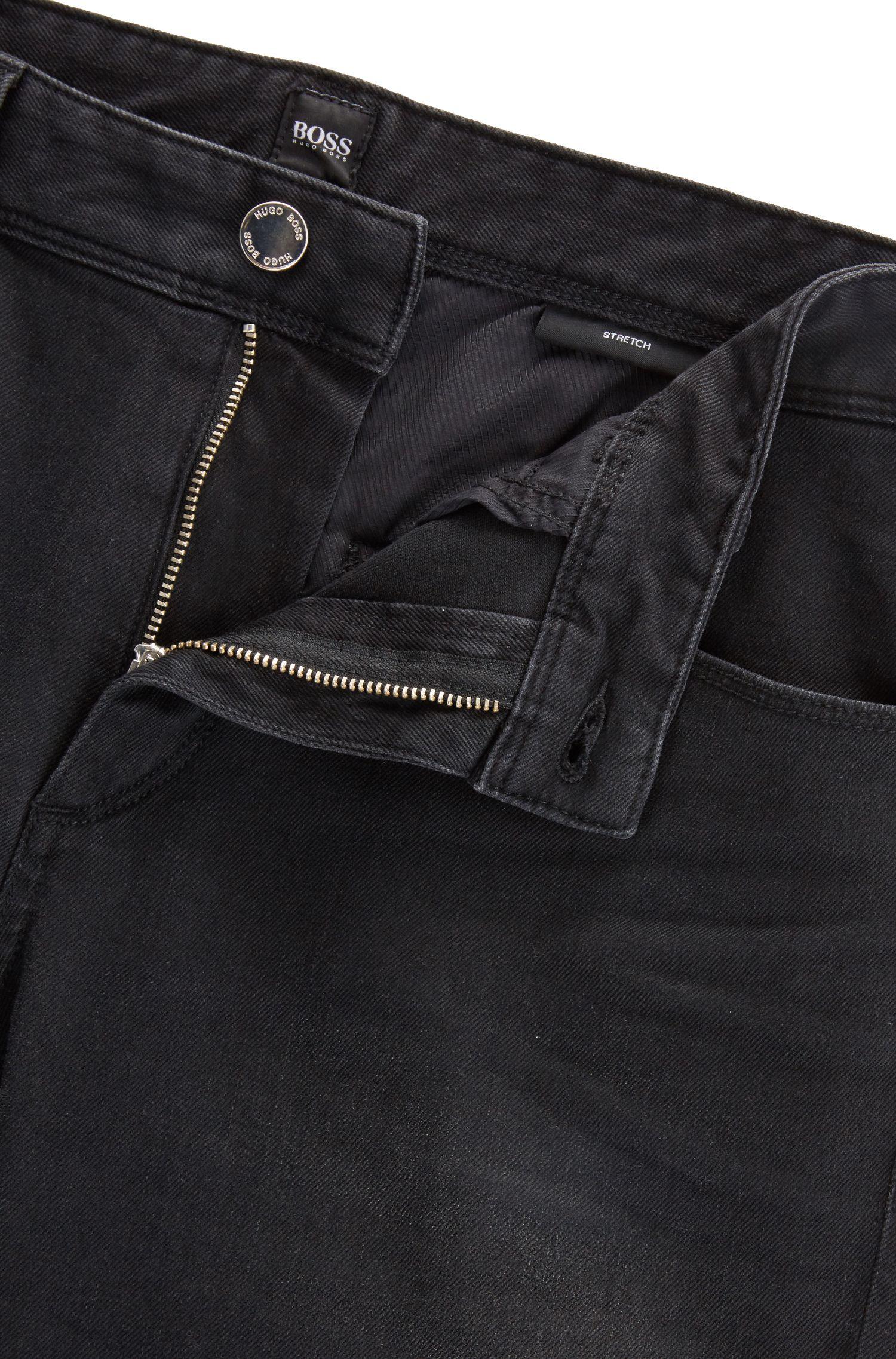 Mercedes-Benz Stretch Cotton Jean, Slim Fit   Delaware