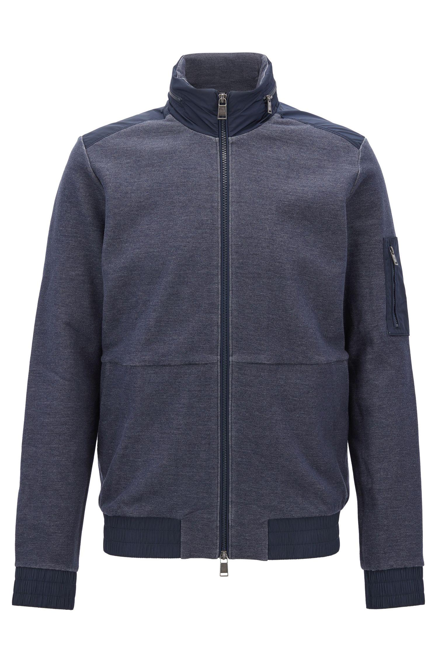 Cotton Denim Jacket | Shepherd