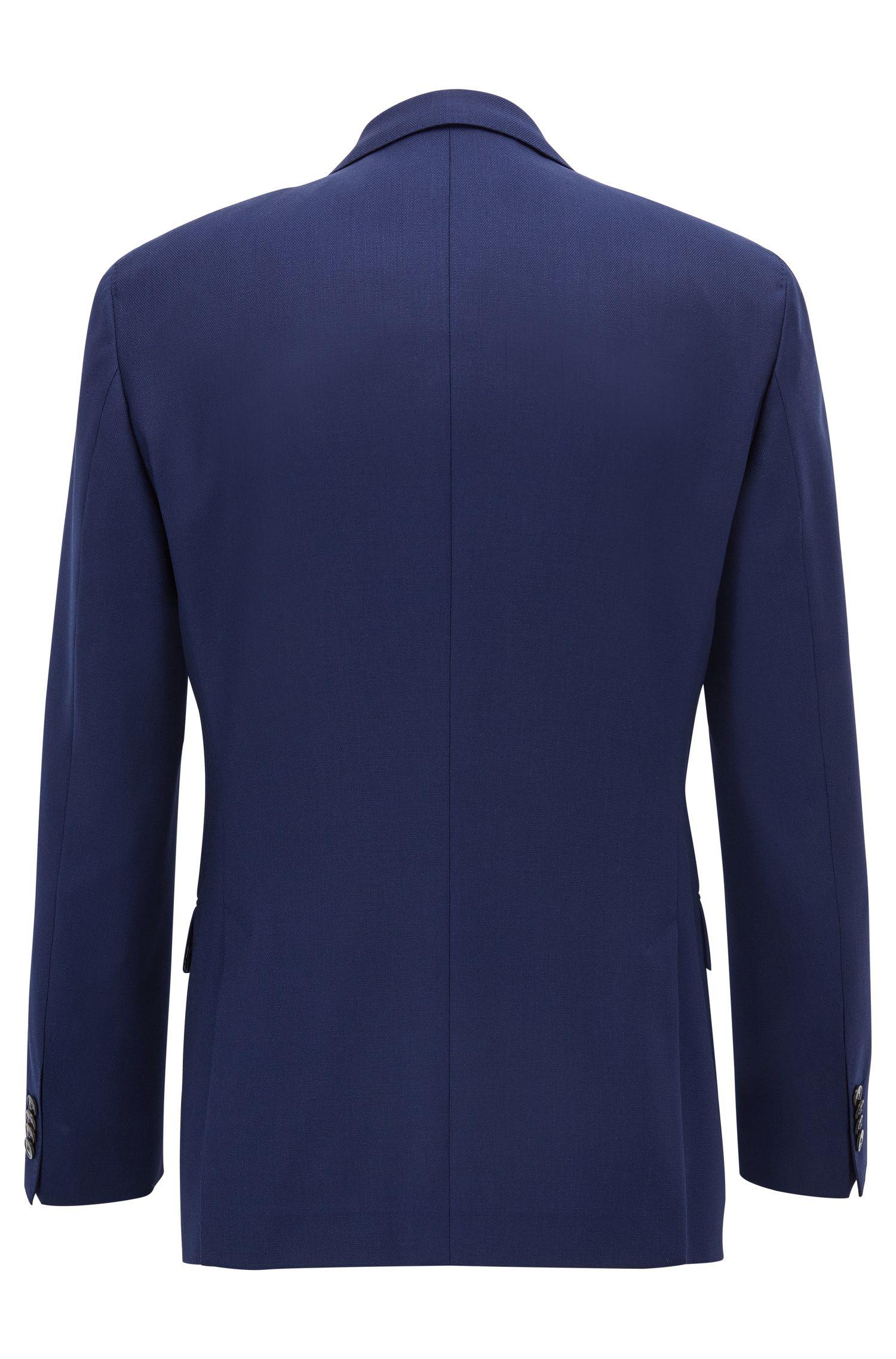 Virgin Wool Sport Coat, Slim Fit | Hartlay