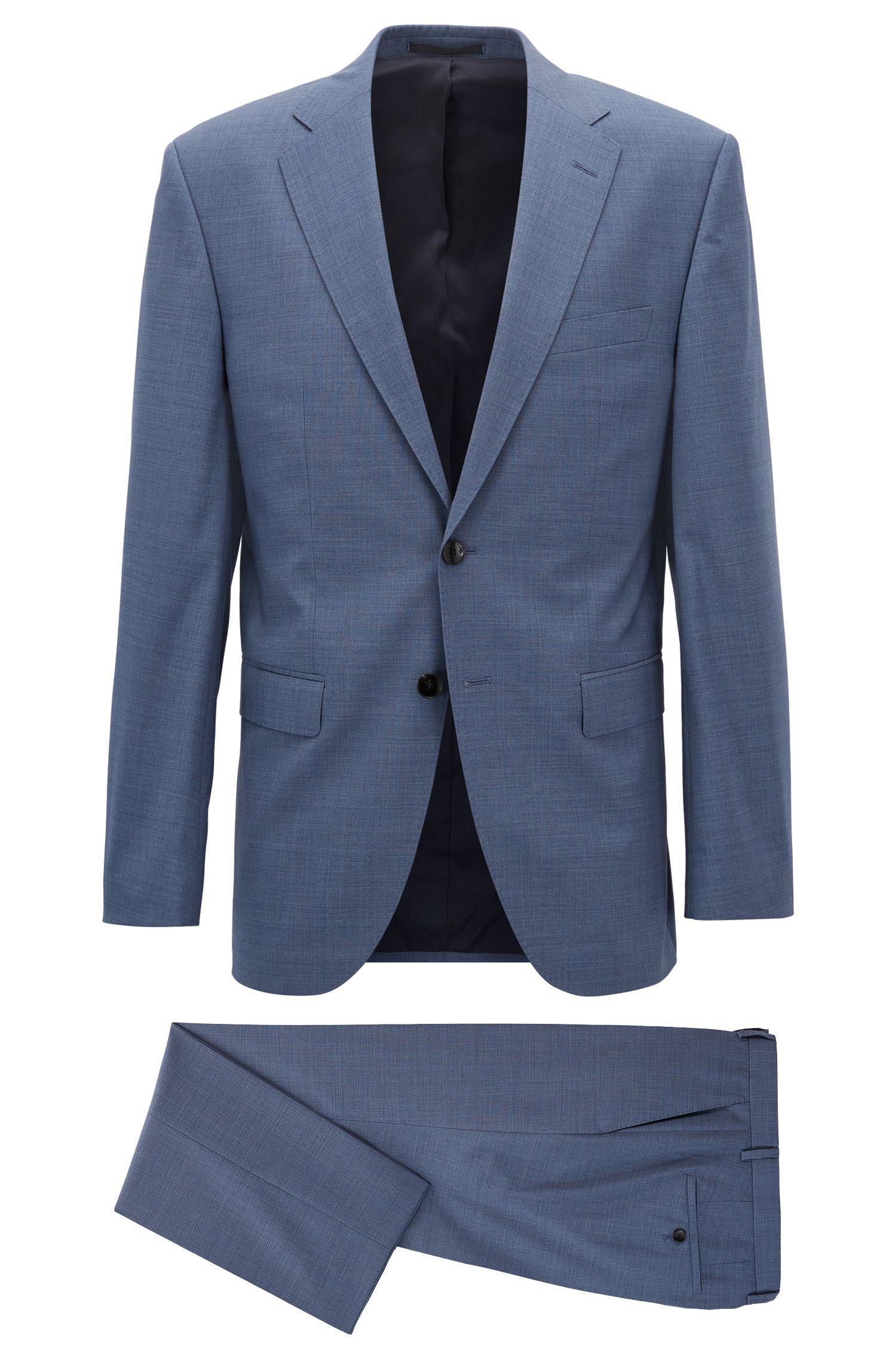 Virgin Wool Suit, Regular Fit | Phoenix/Madisen