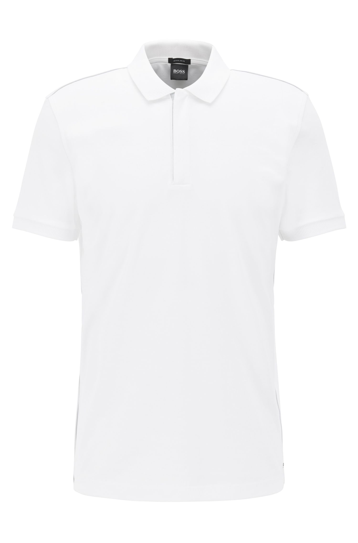 Cotton Polo Shirt, Regular Fit | Pohl