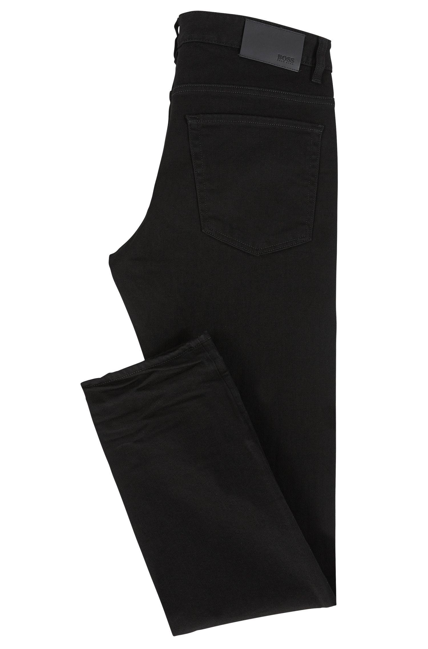 Stretch Cotton Pant, Slim Fit | Delaware BE