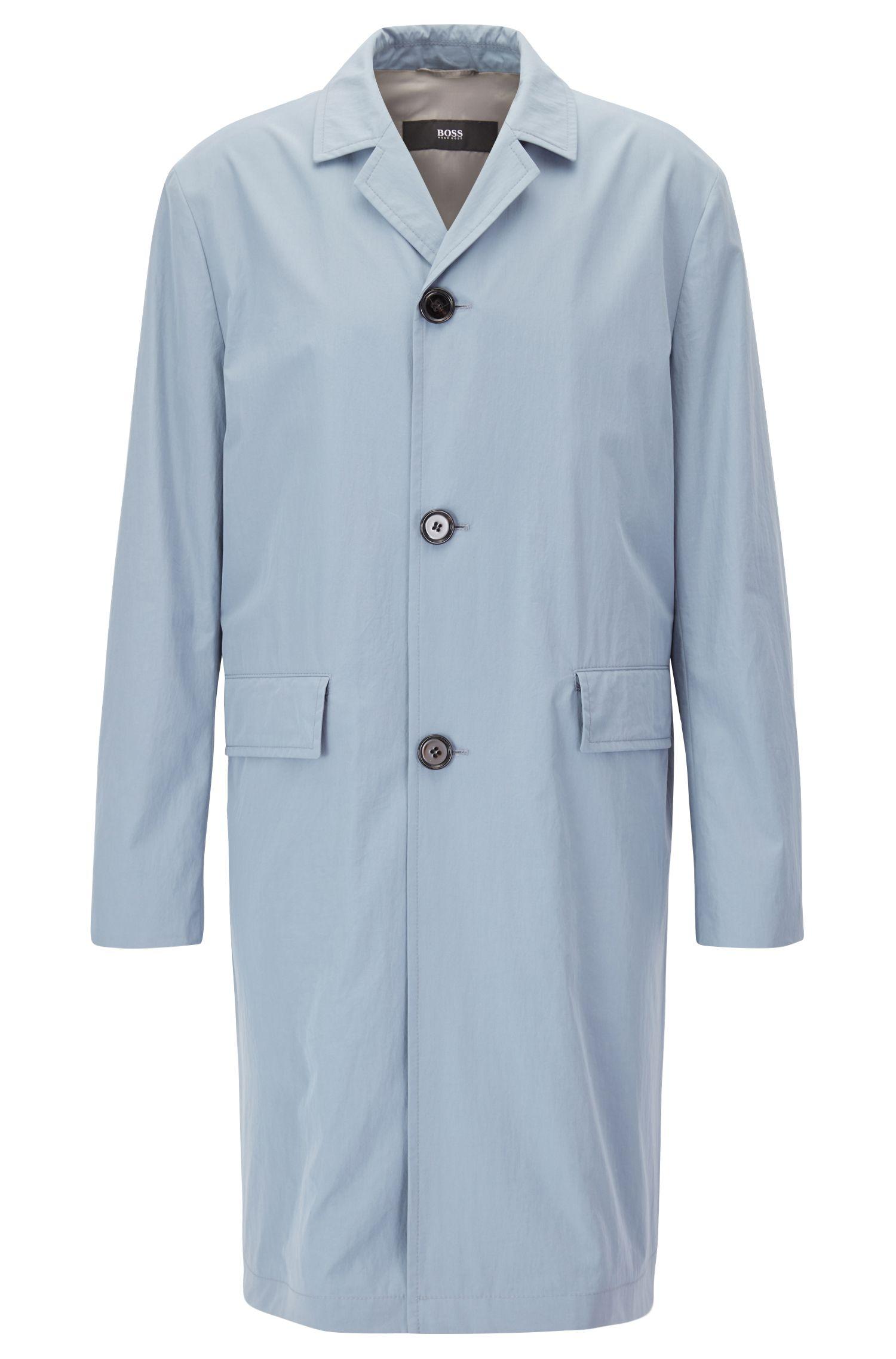 Water-Repellent Top Coat, Open Grey