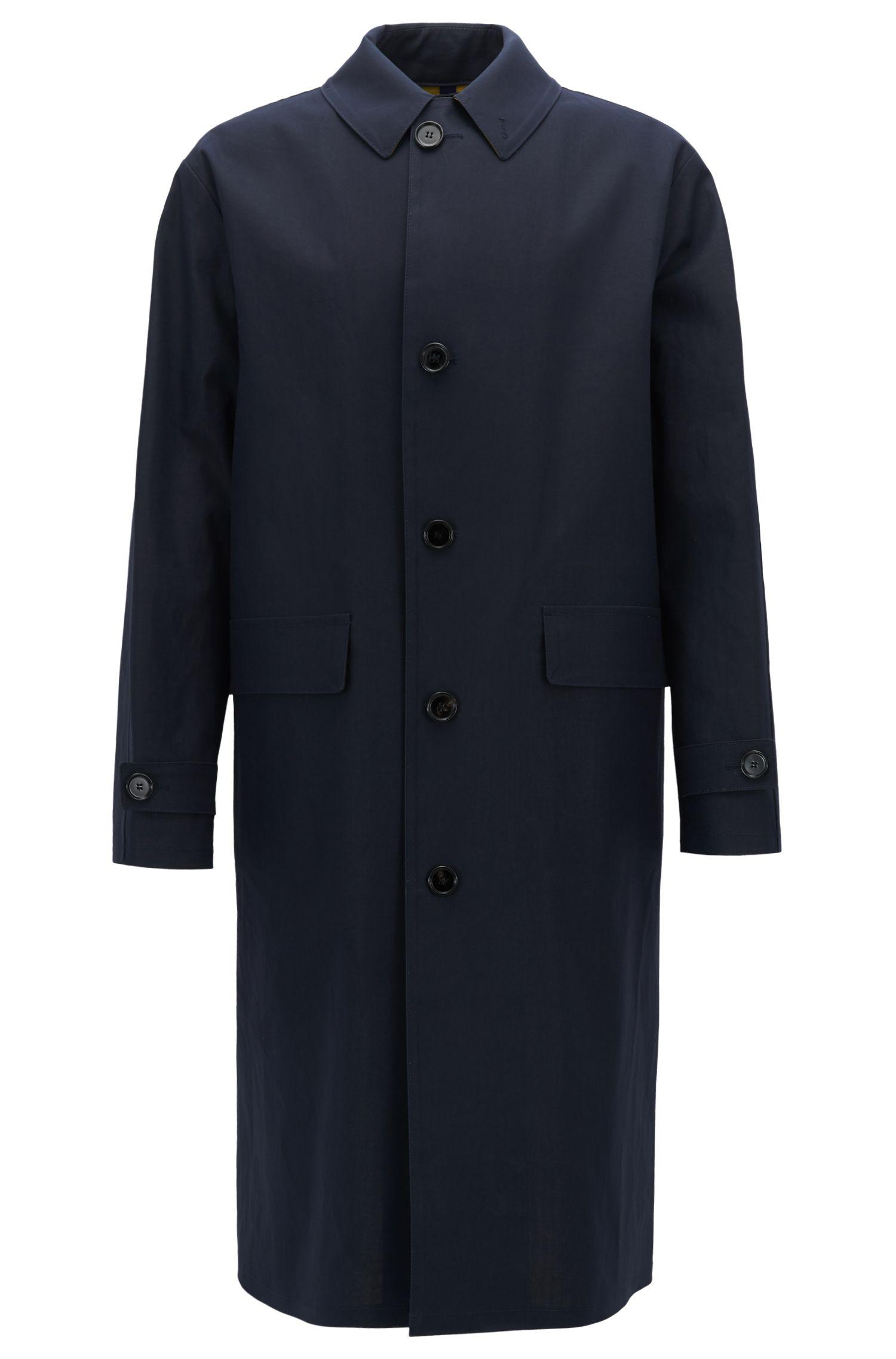 Water-Repellent Cotton Coat | Garris
