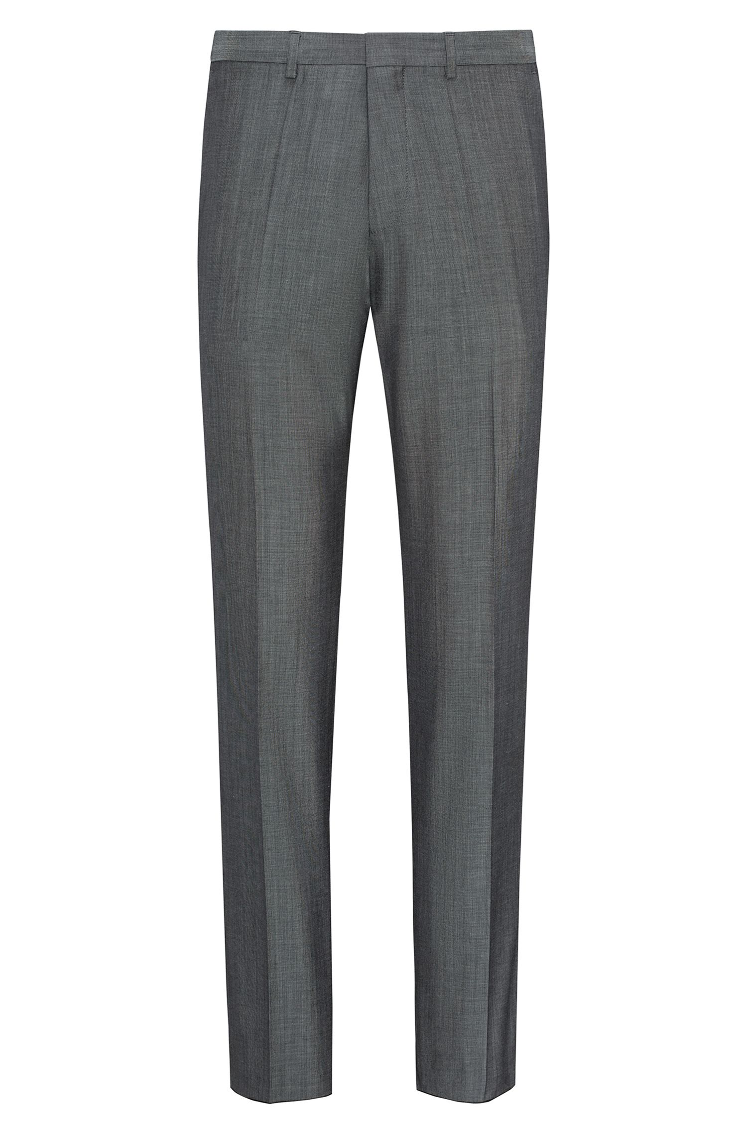 Wool Cotton Suit, Extra Slim Fit | Arti/Hesten