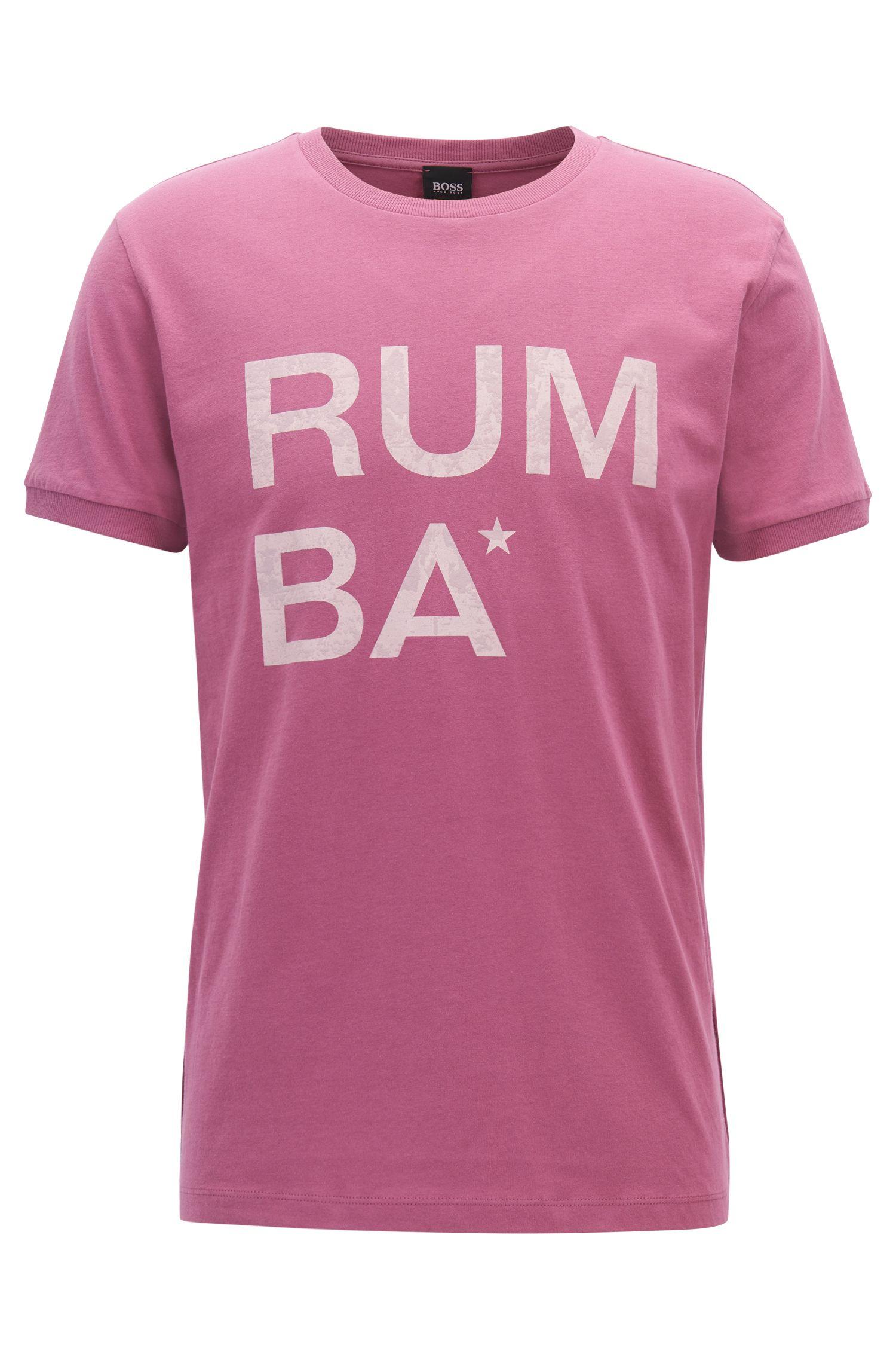 Cotton Graphic T-Shirt | Tauno