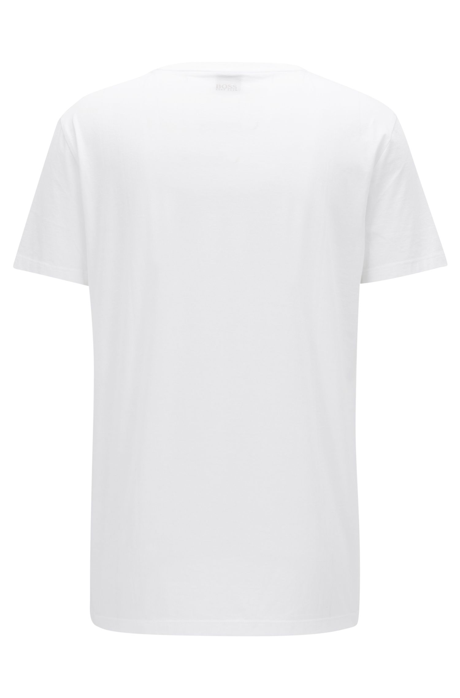 Bird Of Paradise Graphic T-Shirt | Timen, White