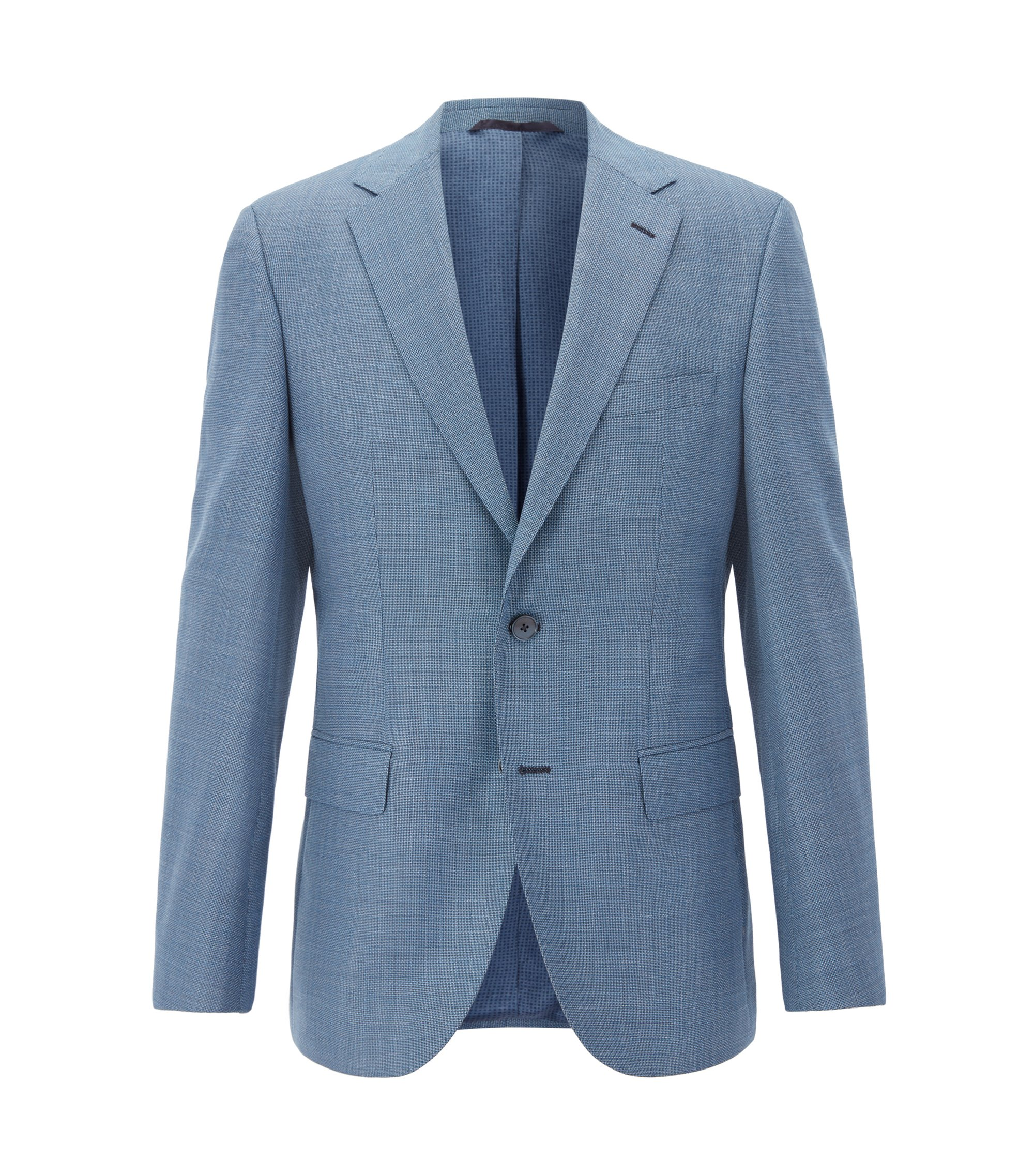 Italian Virgin Wool Sport Coat, Regular Fit | Jewels, Turquoise